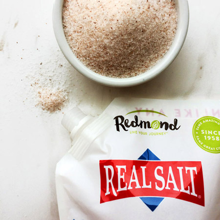 Enjoy redmond real salt on the keto diet. Best keto salt for the shopping list.