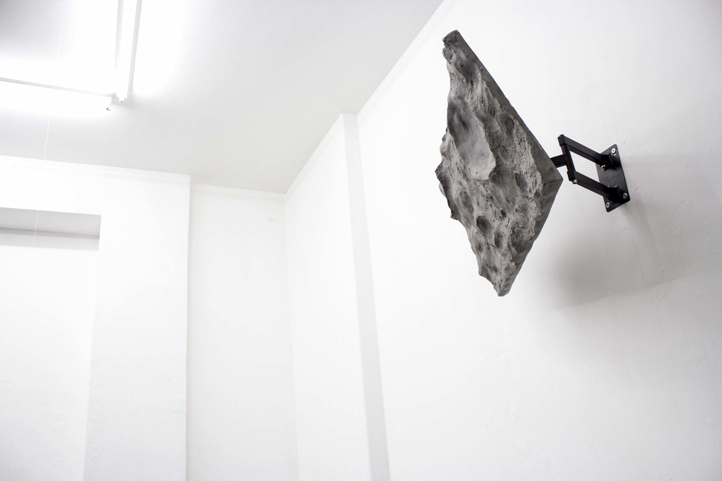Rodrigo Red Sandoval, Satellite, New contemporaries
