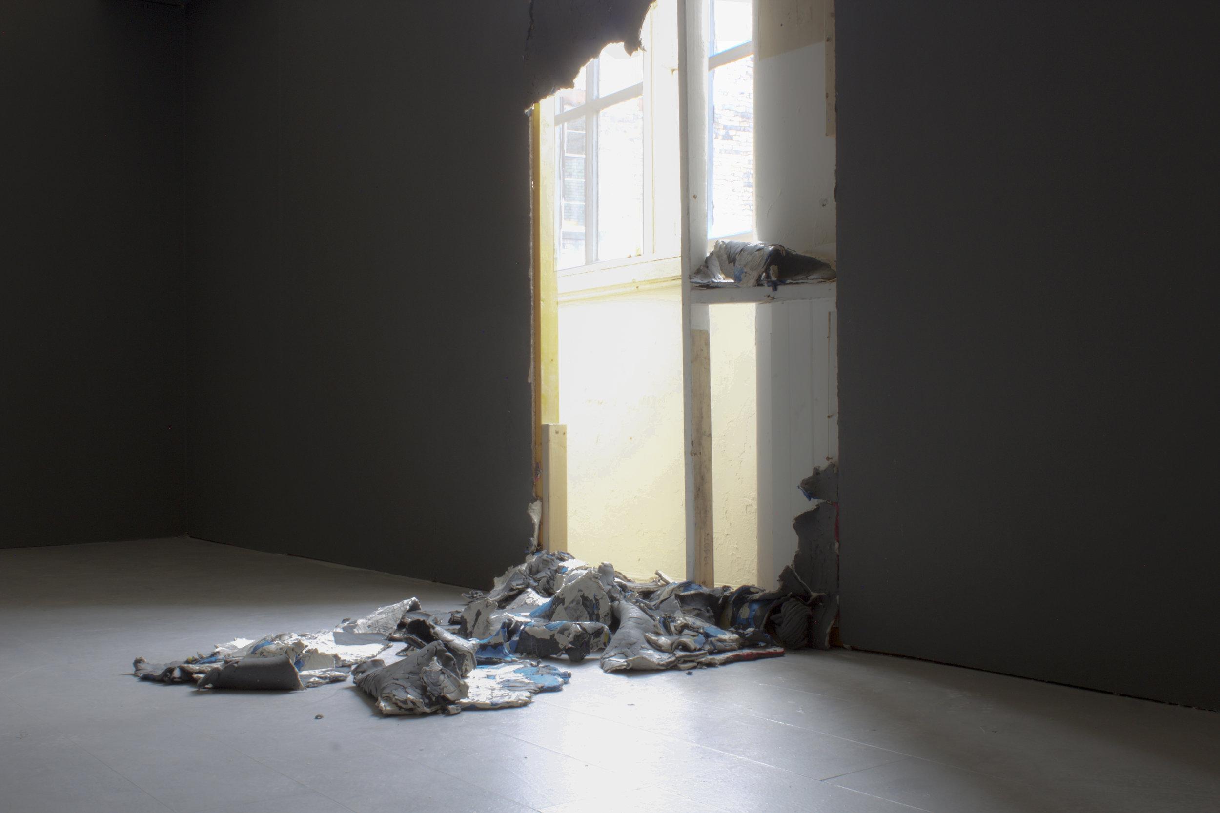 Rodrigo Red Sandoval, Rodrigo red,  contemporary art The wight of things.jpg