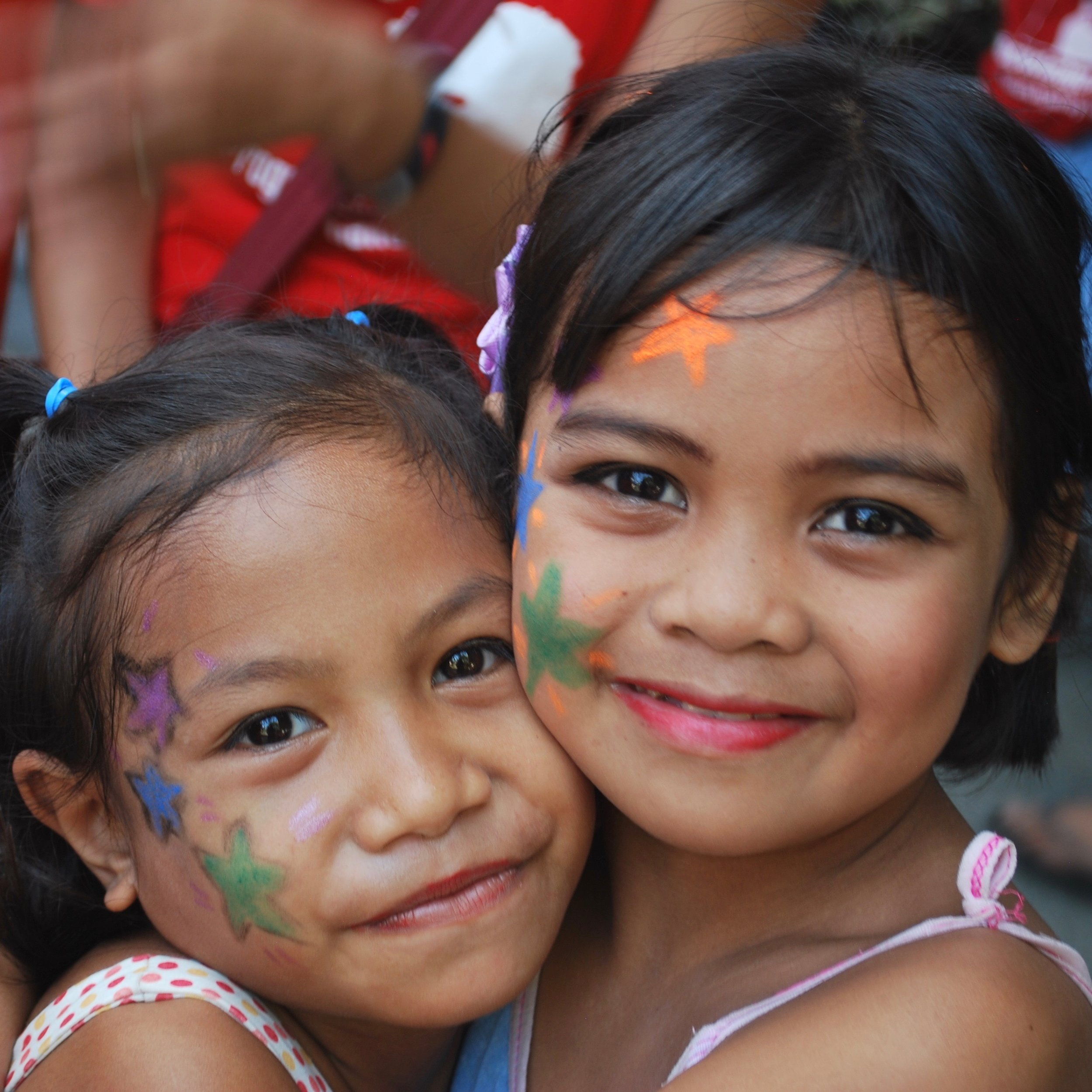 Partake and Celebrate - The poverty-stricken Marala community of Barangay 128 reveals vast subsistence living for its residents. To assist, we provide regular provision of food to its 300 children.