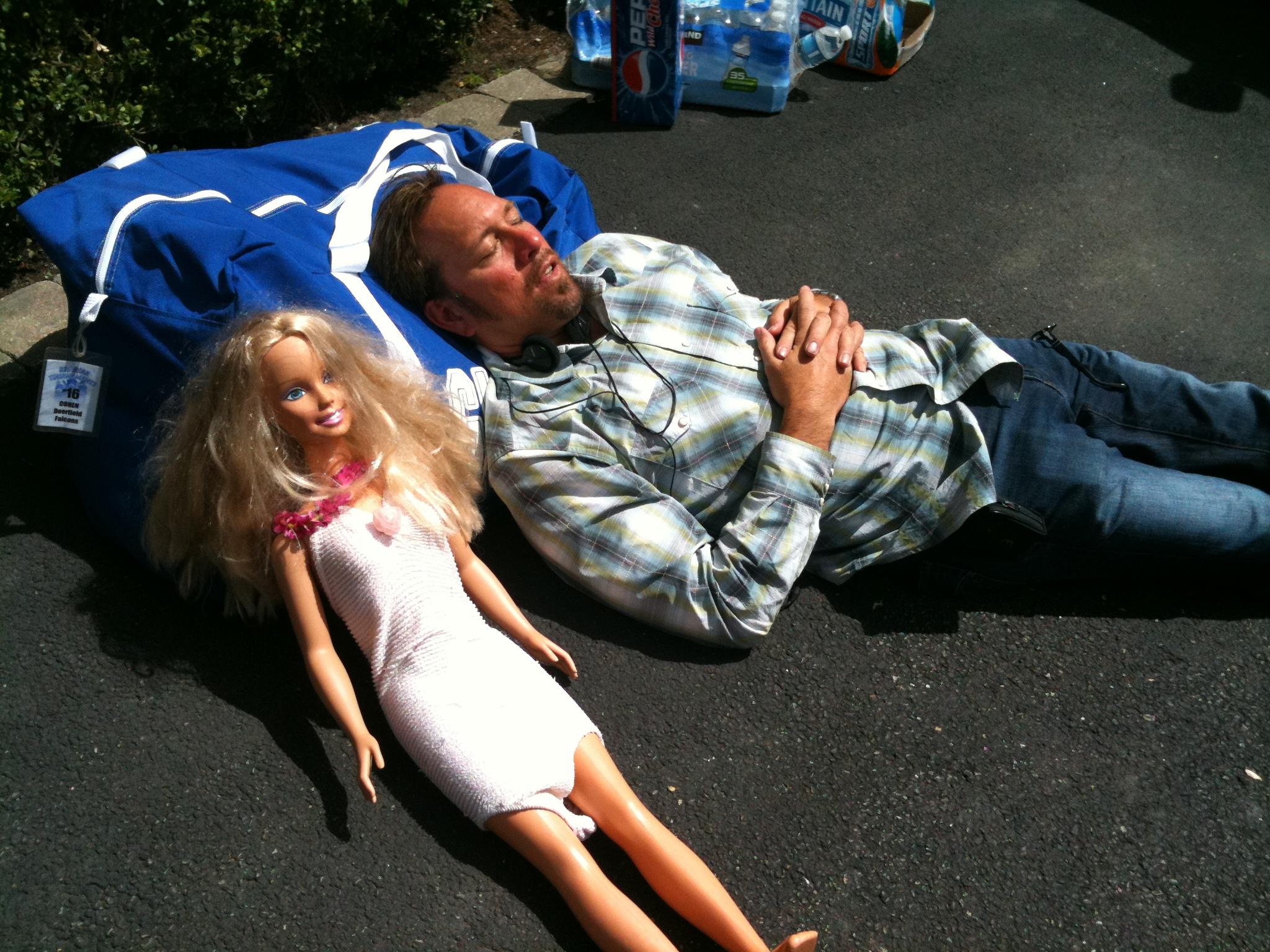 STEVE AND BARBIE.JPG
