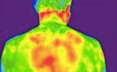 Infrared thermal imaging targets issues.