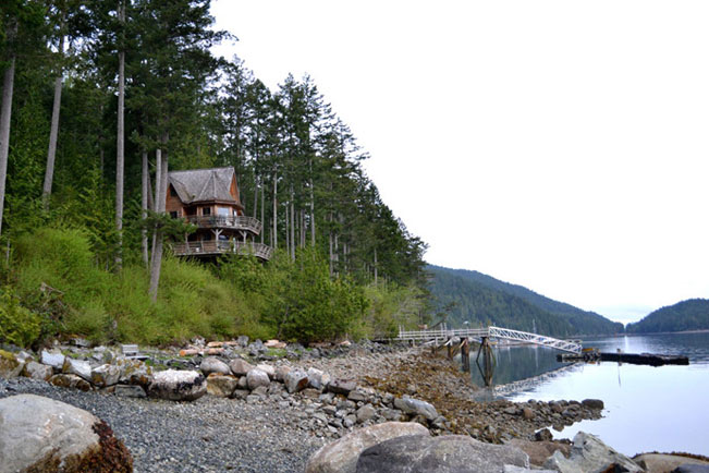 Desolation Sound Resort | The Life Delicious | Catherine Roscoe Barr