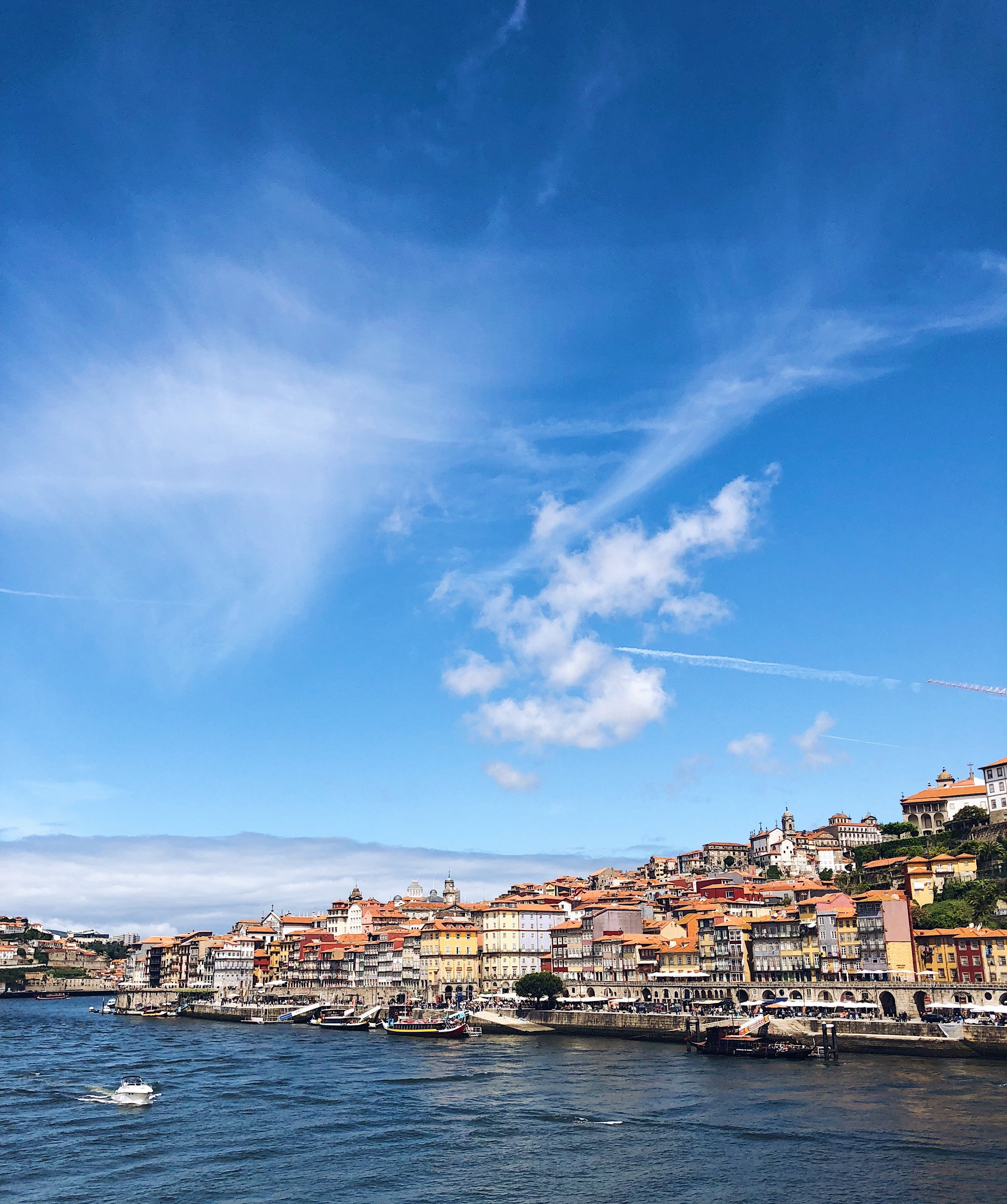 Porto, Portugal  (taken from the Gaia side)