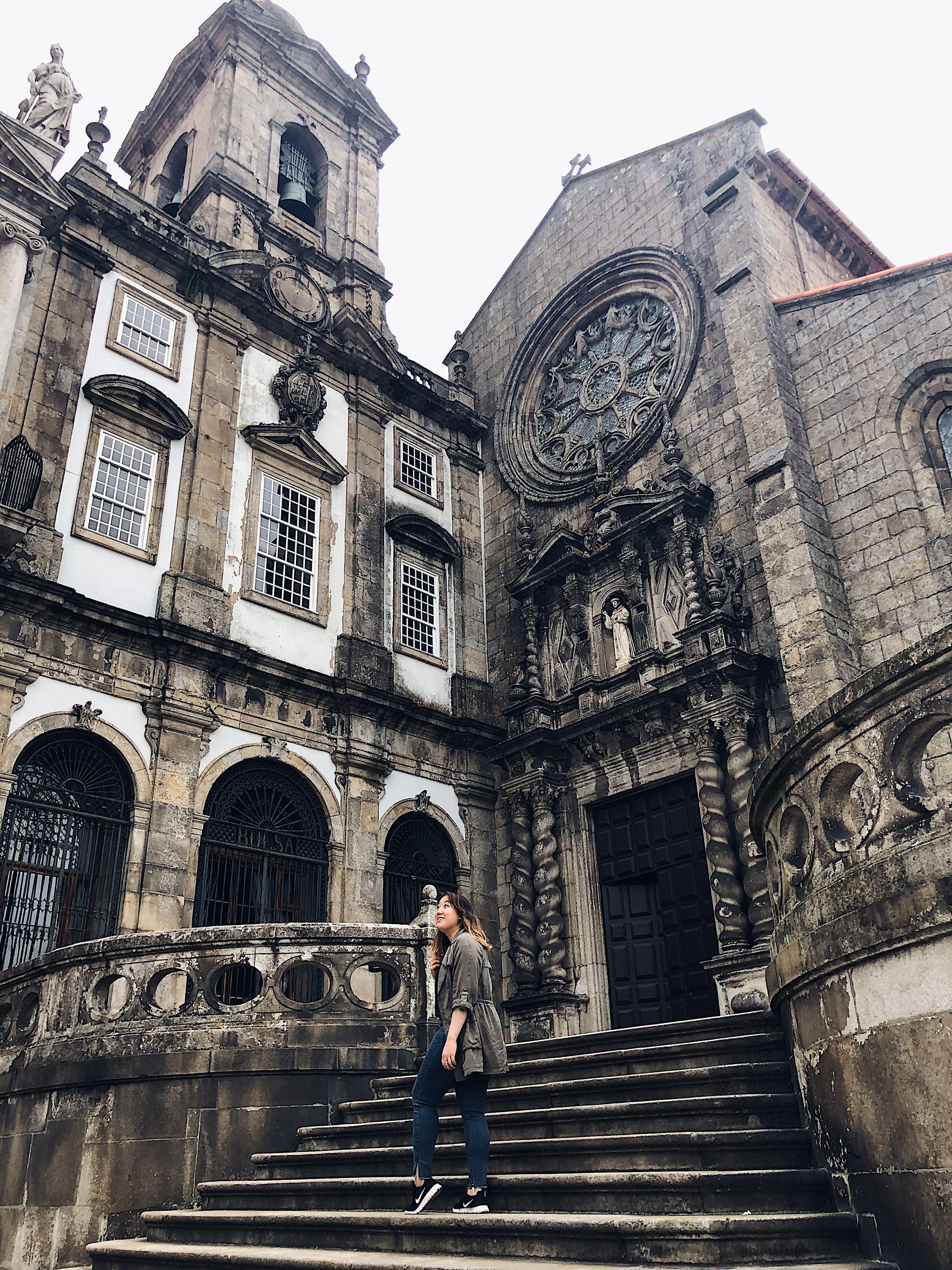 Igreja de Sao Francisco, Porto