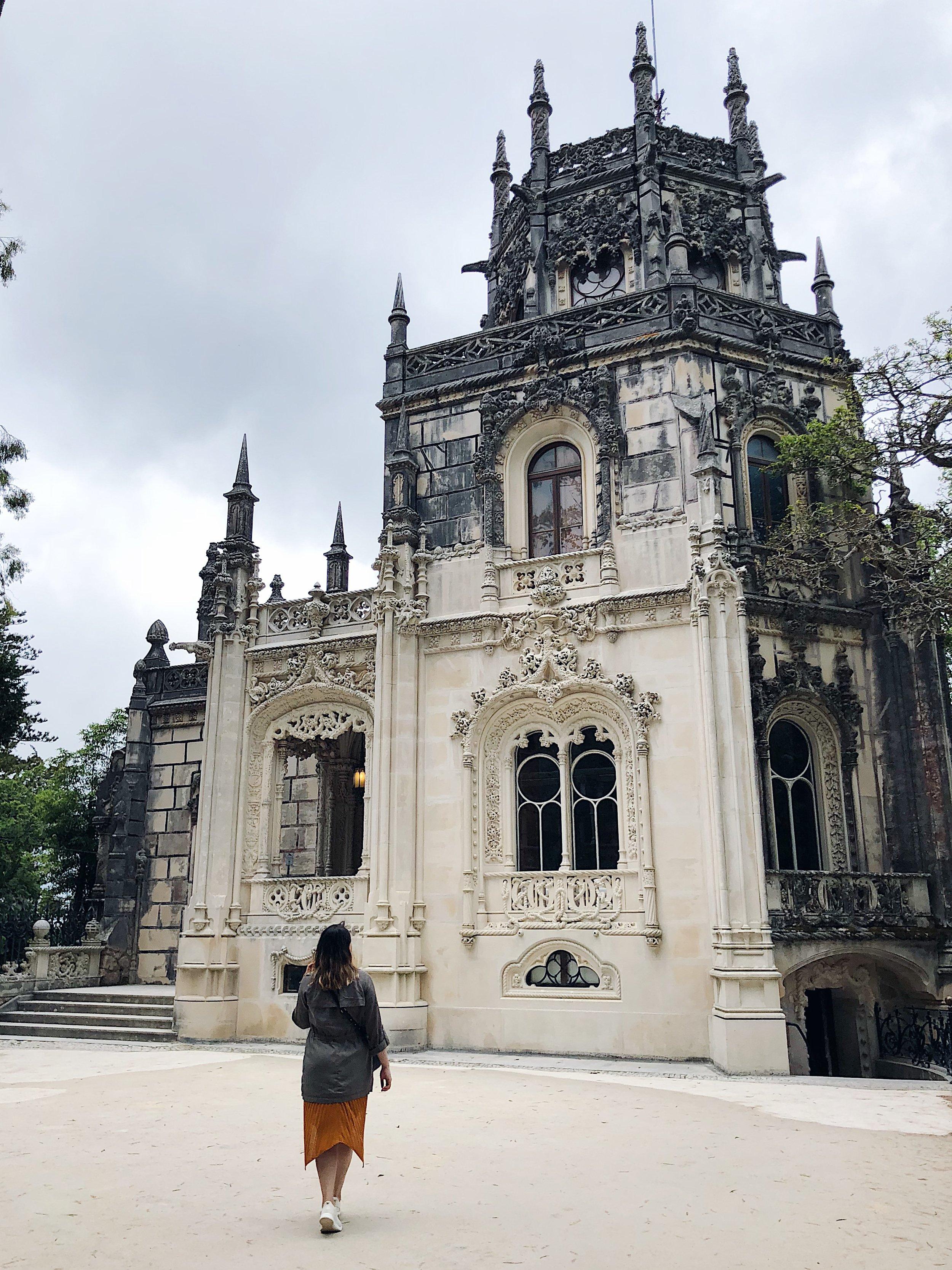 Quinta de Regaleira, Sintra