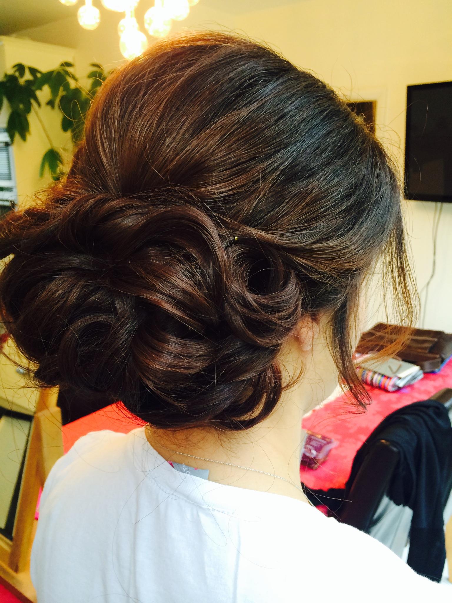 Surrey hair