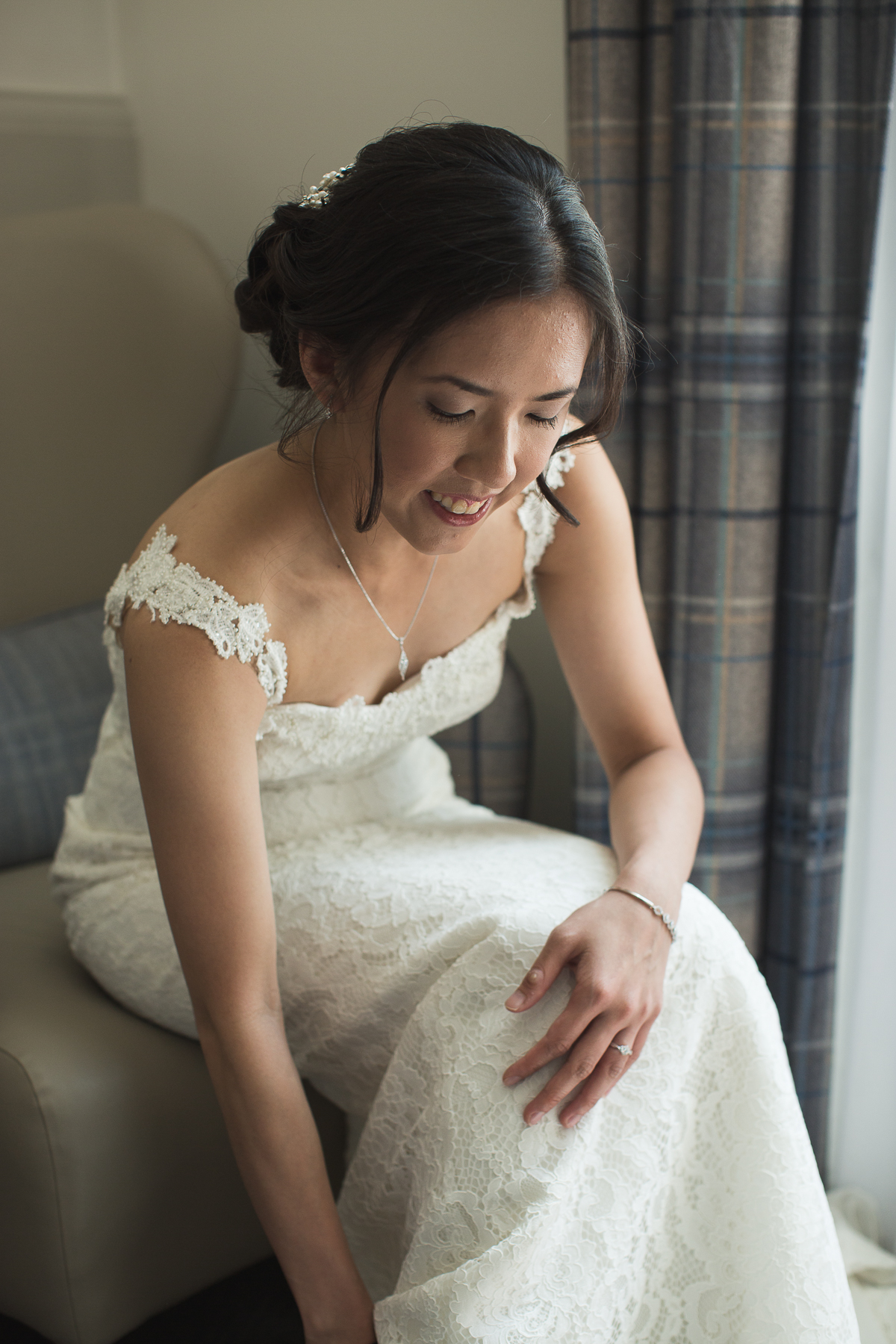 Wedding hair and make-up Surrey
