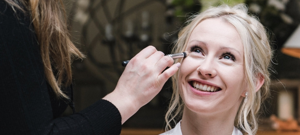 Special occasion hair and make-up Surrey