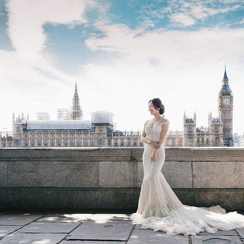 🇬🇧🇬🇧 📸 @epicmomentsphoto  #london #bride #housesofparliament #bigben #city #wedding #bridalhair #bridalmakeup #hairstylist #makeupartist #allthingsbridal #style #bridetobe #cljmakeup