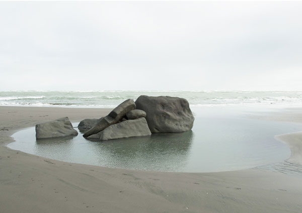 Elephant Rock   Wainamu Beach, Raglan, New Zealand taken 8 July 2015 DIGITAL  Limited edition of 7 _4 sold. Available in a range of sizes and frame colour options- please  enquire .