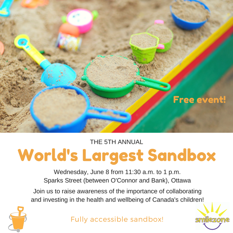 2016 World's Largest Sandbox