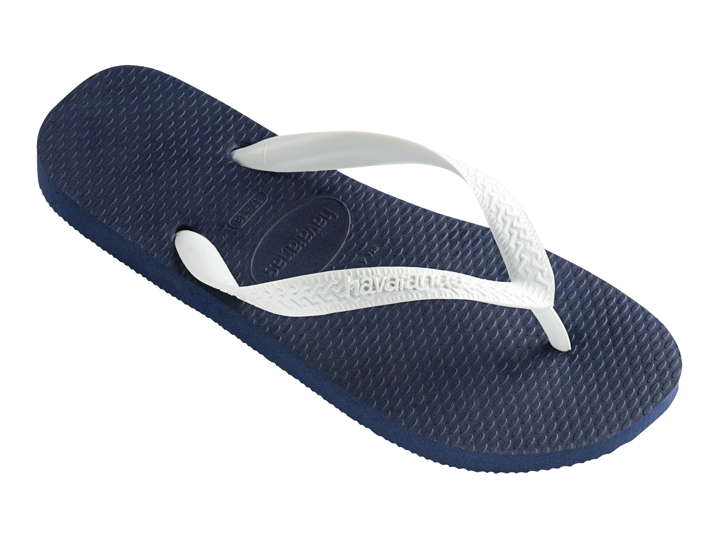 Havaianas Color Mix - Marino Blanco