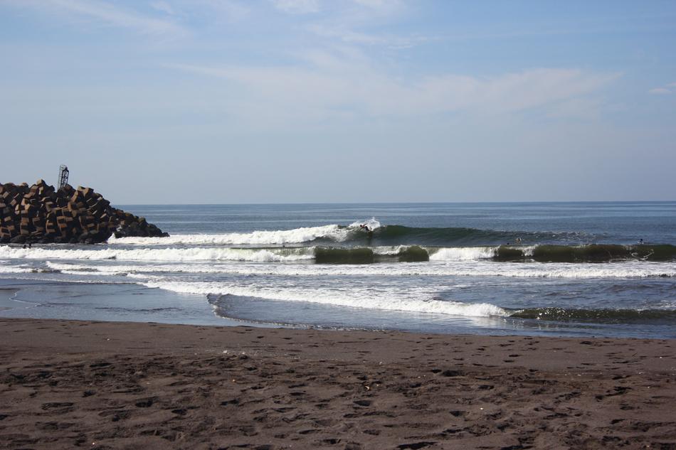 Surfing Champerico Guatemala