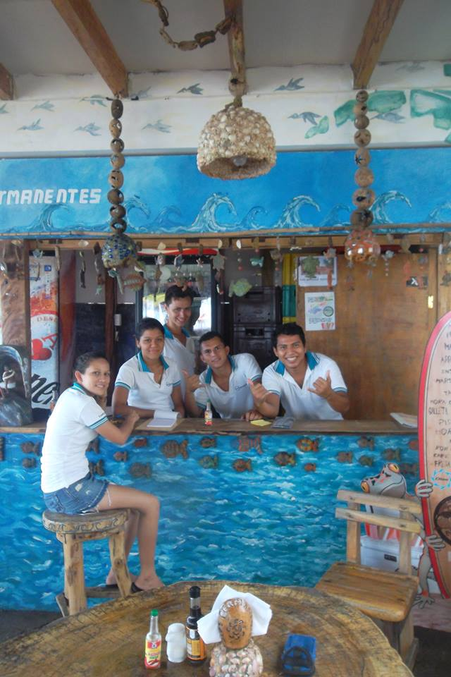 Very friendly staff