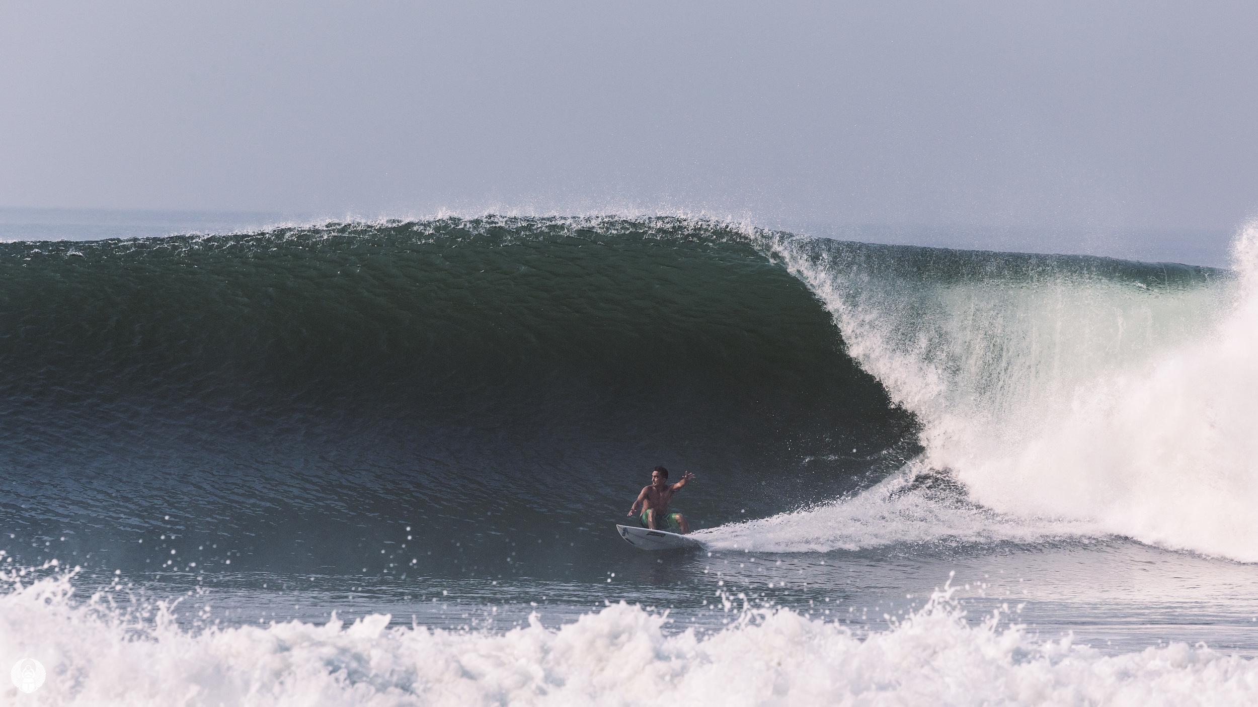 Surfing Iztapa Guatemala