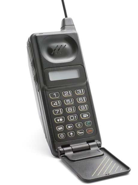 the ideal accessory - who still has an old blackberry?