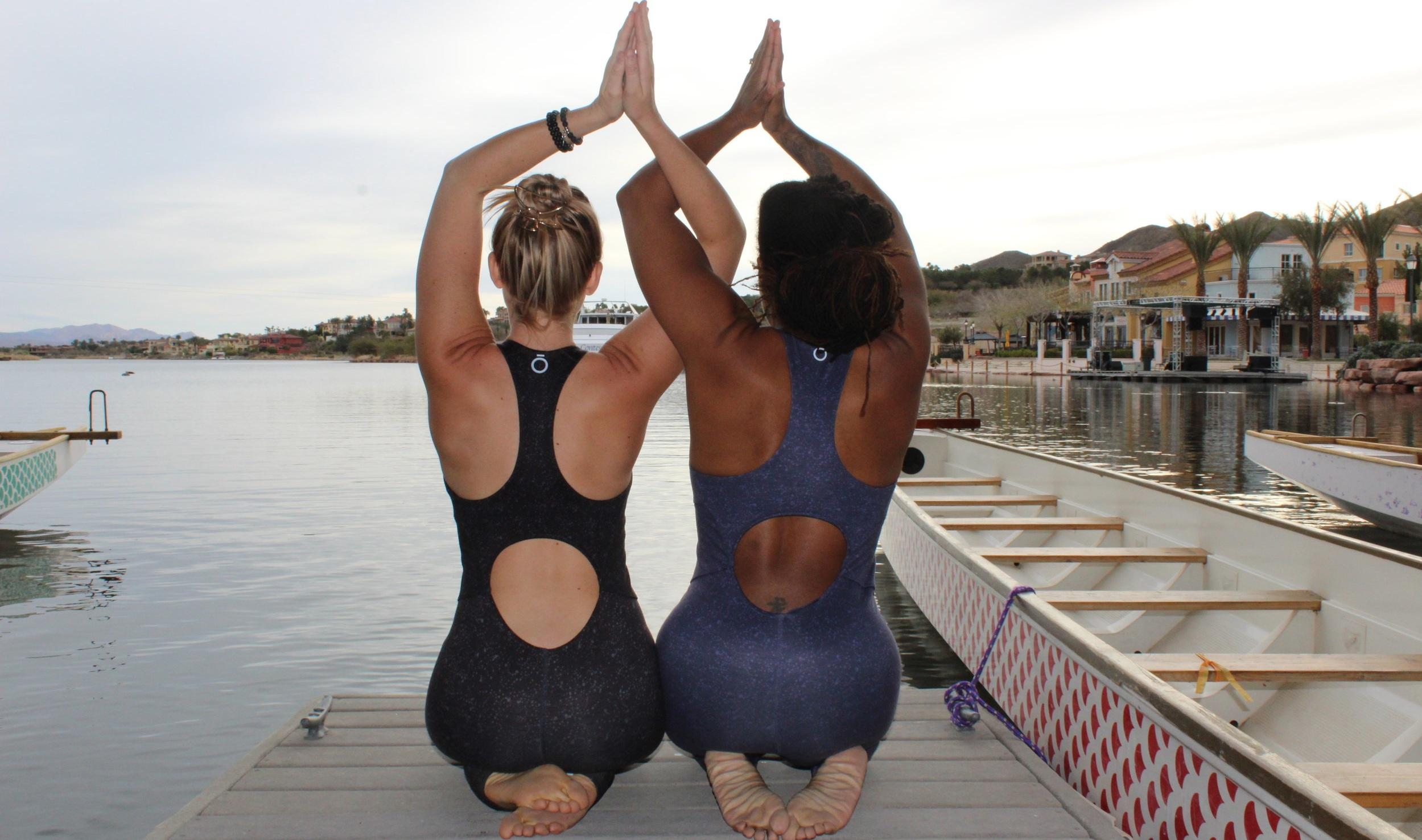 Adriana Lee & Clair Thomas 500 Hour Yoga Teachers, Reiki Practitioners. Costa Rica Yoga Retreat January 2020. Magica Pura.