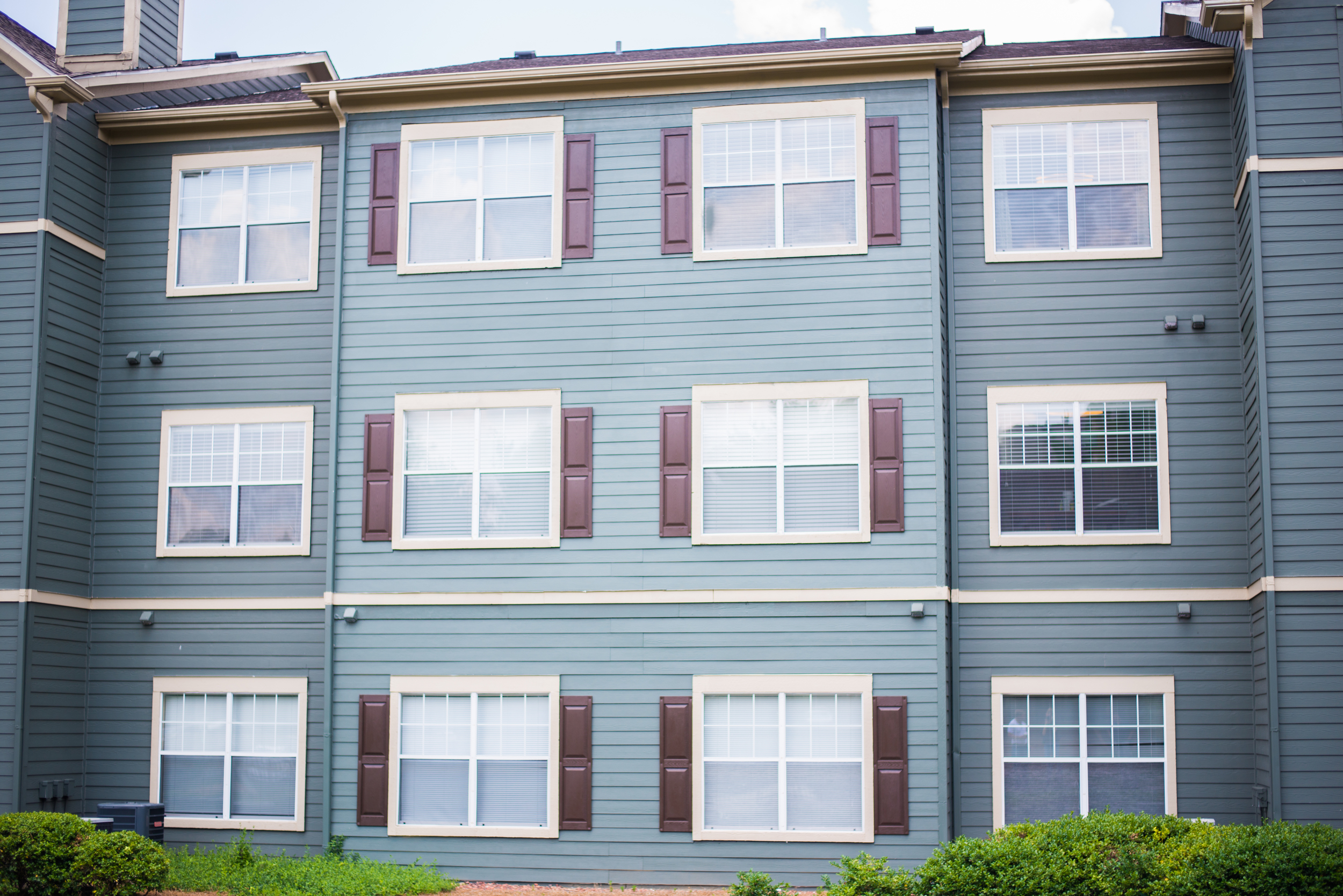 Exterior Siding and Paint