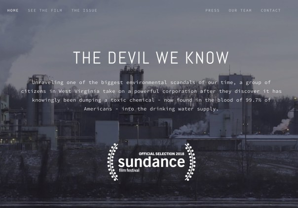The Devil We Know  Documentary- A MUST see!