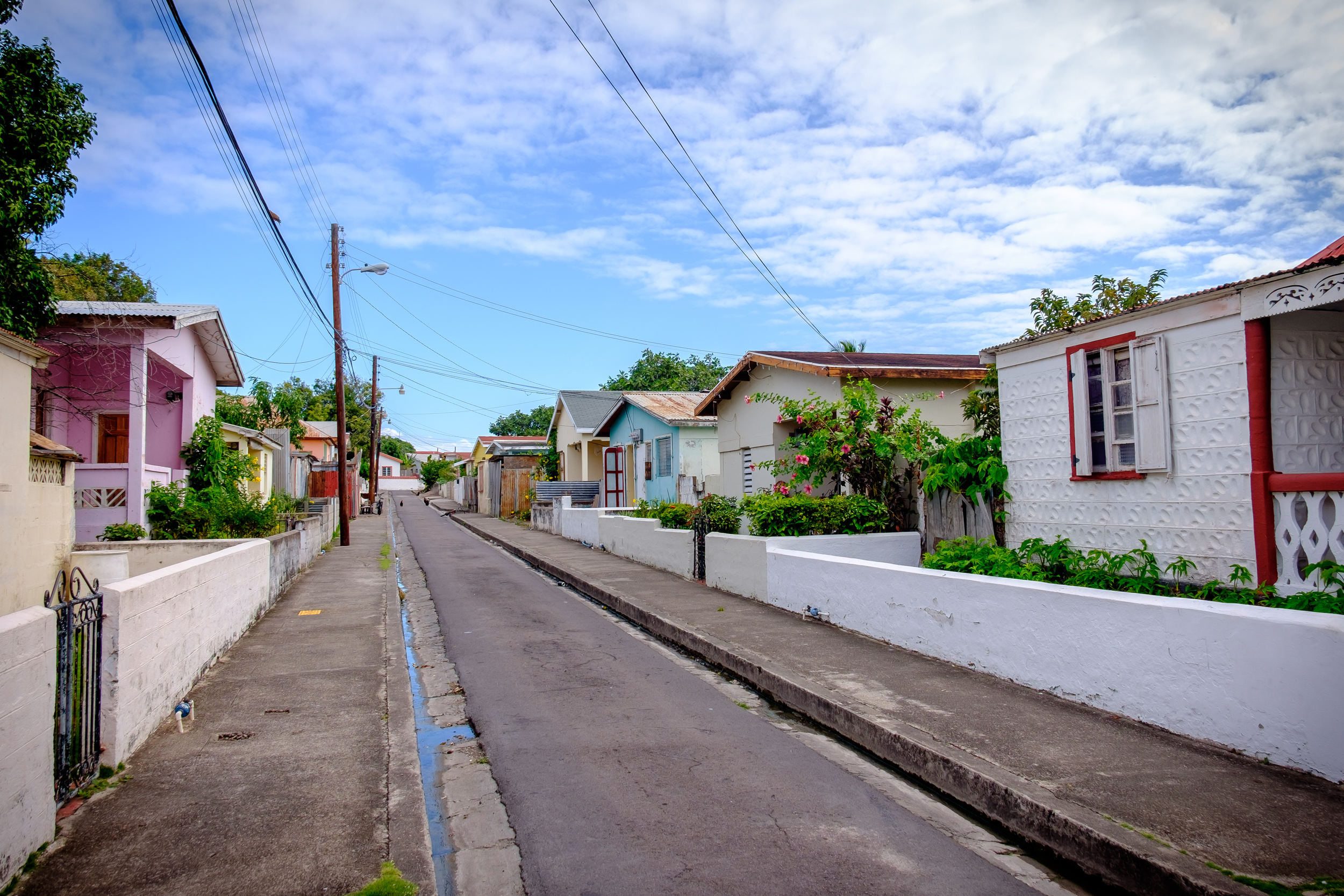 Street St Kitts