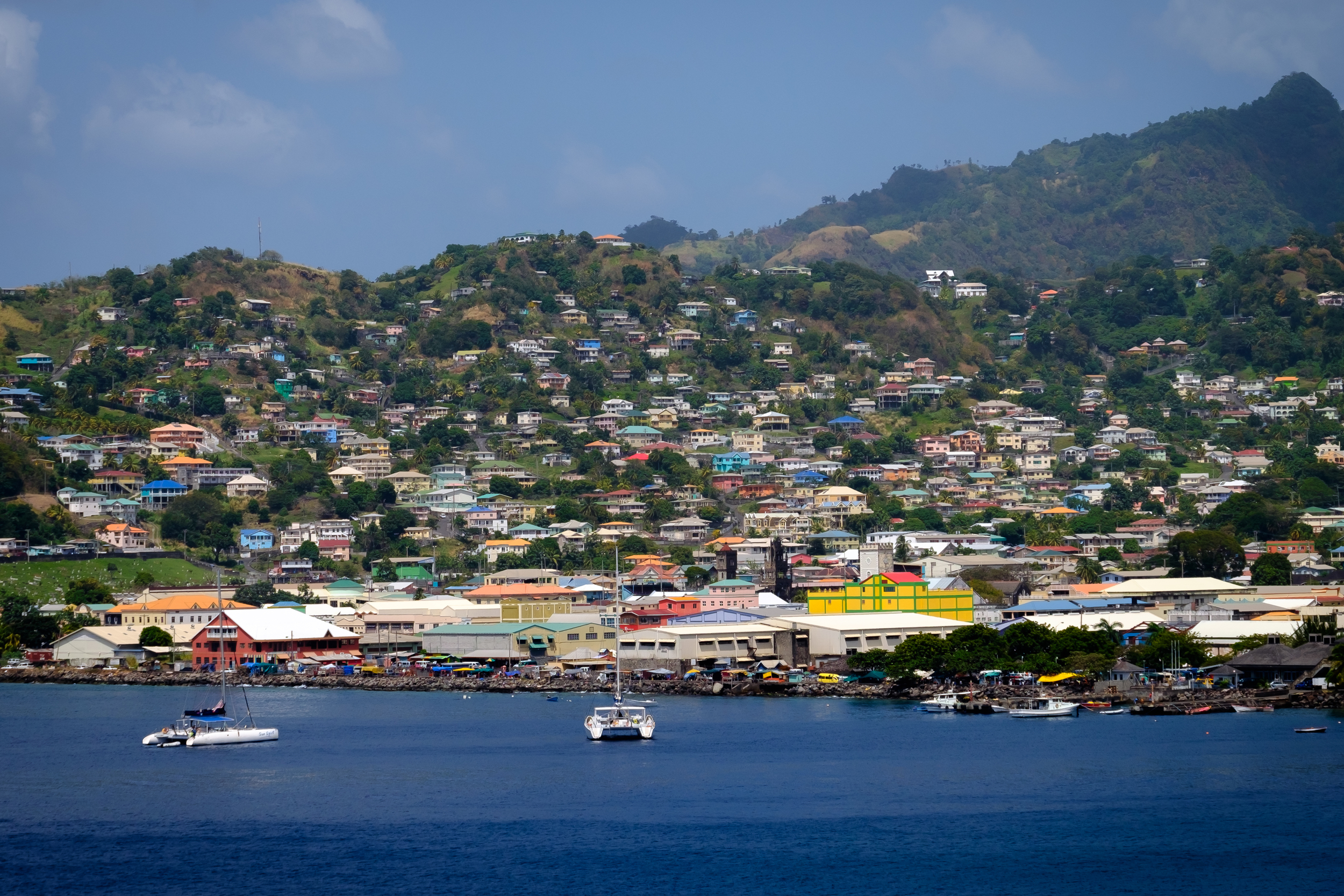 Kingston, St Vincent and the Grenadines