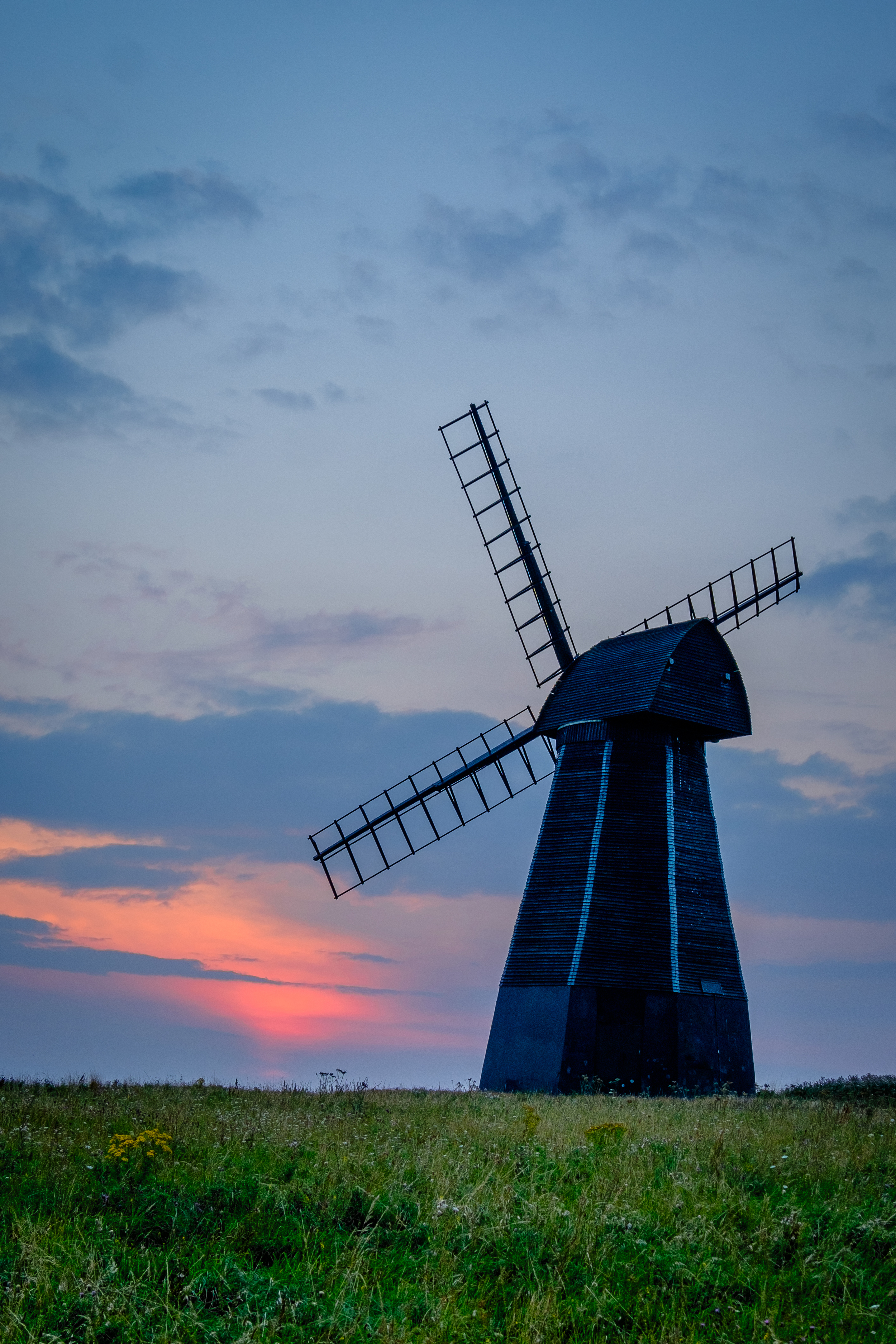 Windmill near Brighton