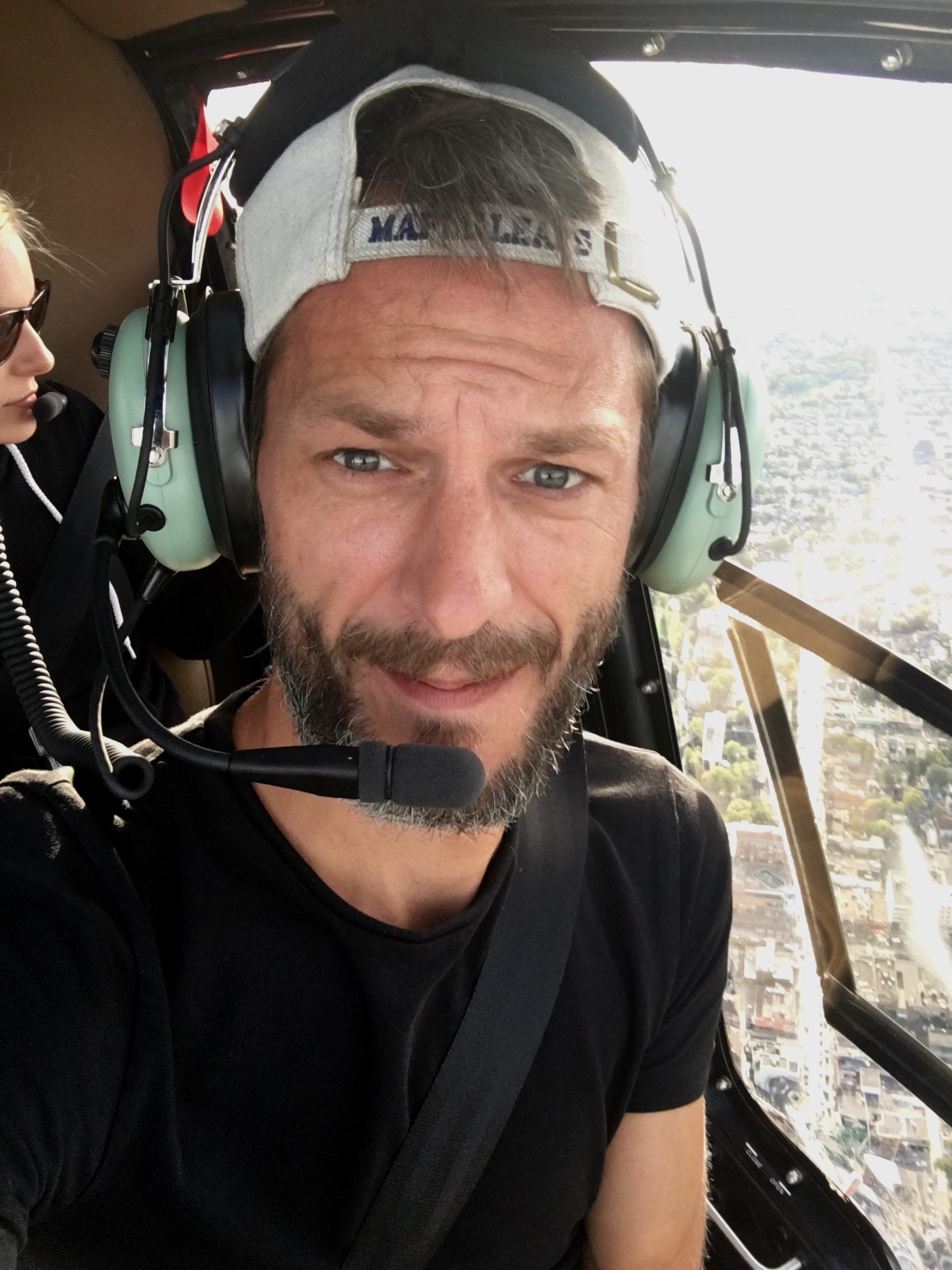 co-pilot :)