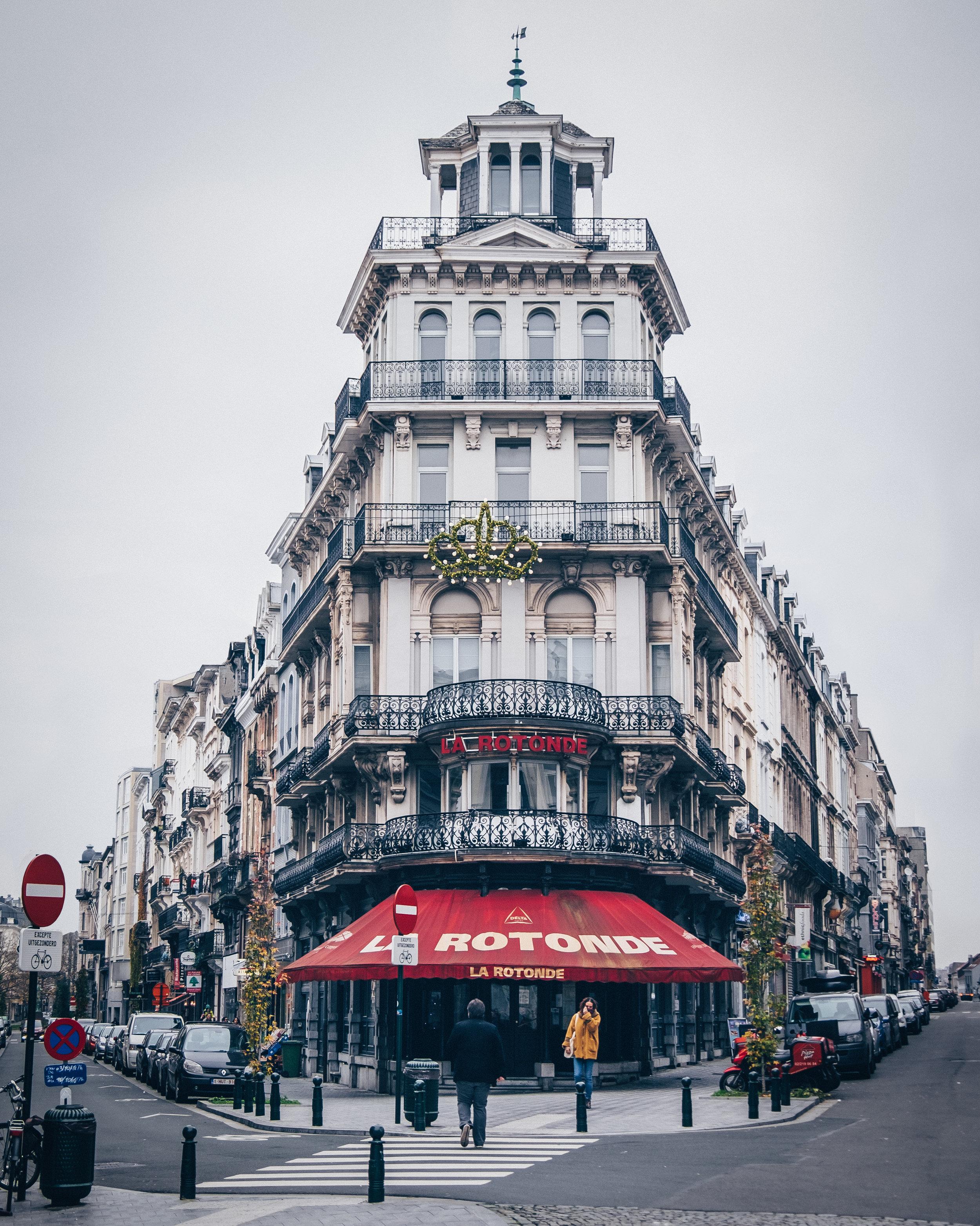La Rotonda, Brussels