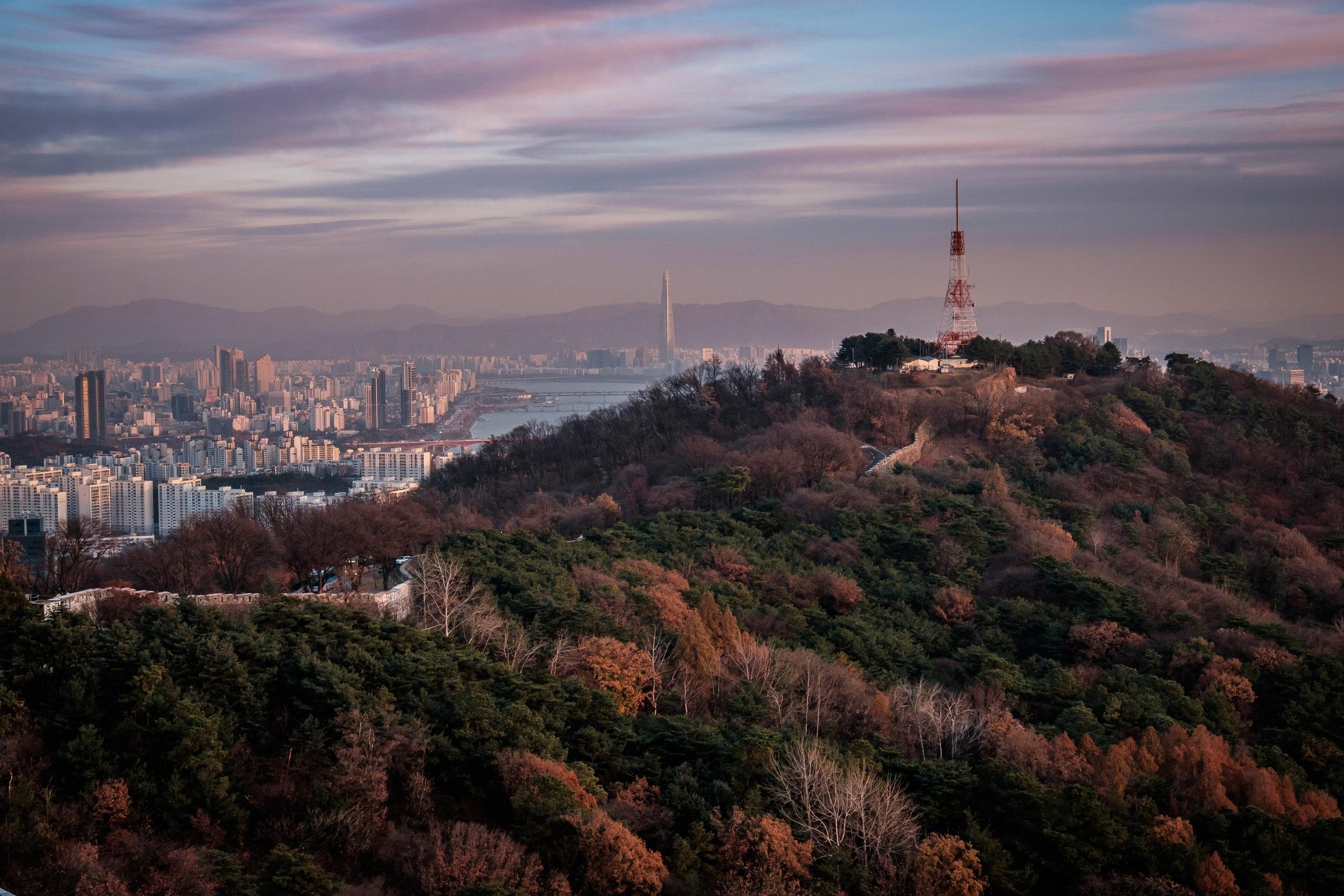 Mount Namsan