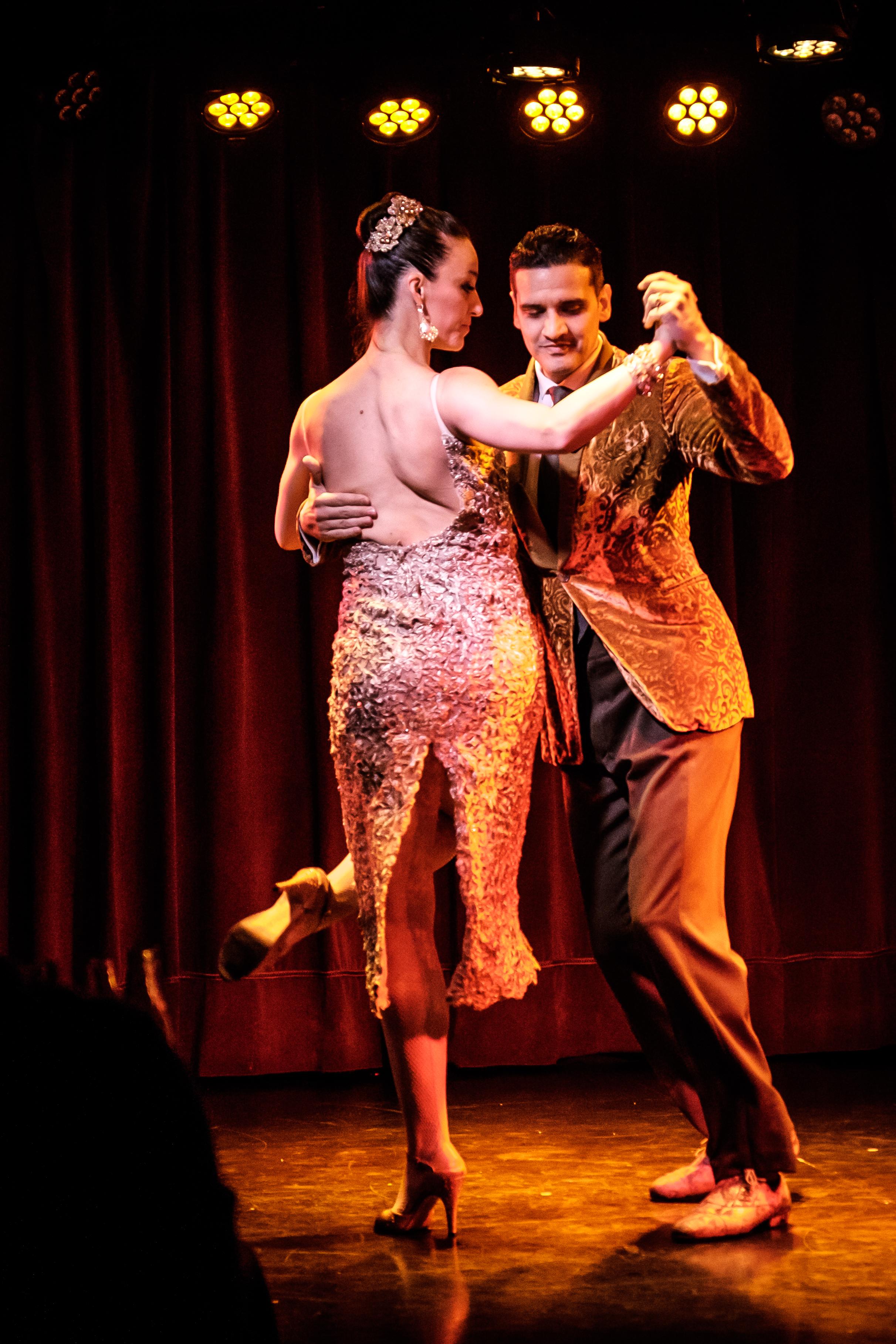 Tango at Faena