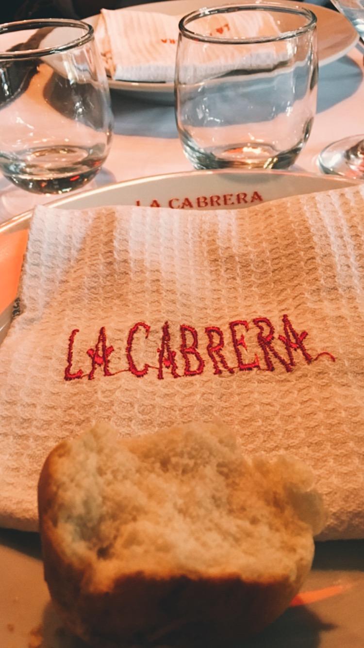 La Cabrera Restaurant