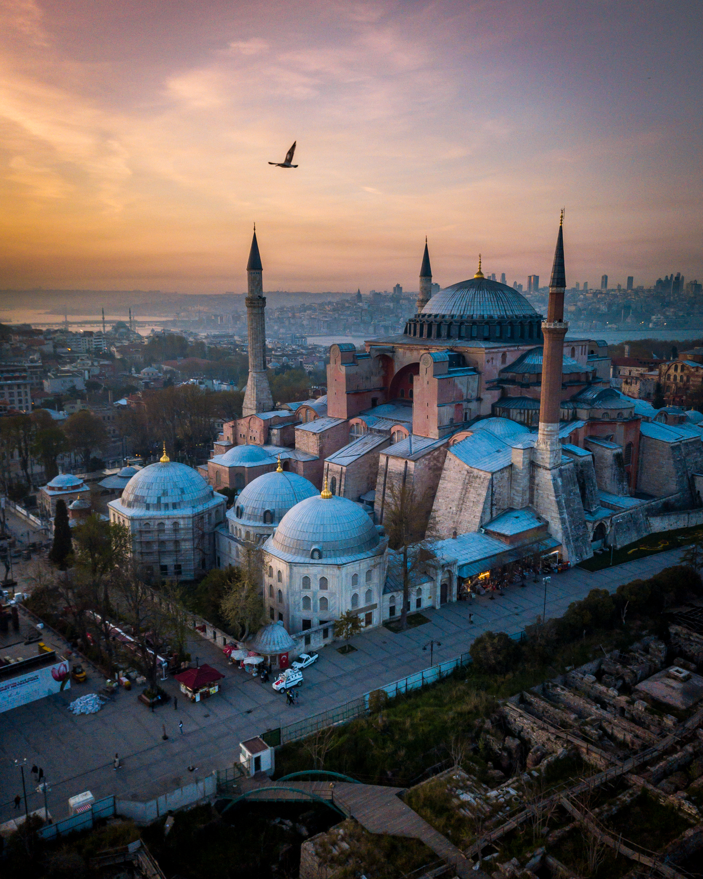 Hagia Sofia - Istanbul, Tureky