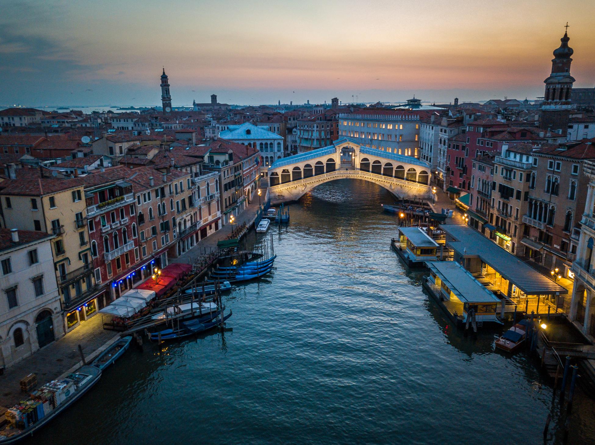 Rialto Bridge - Venice, Italy