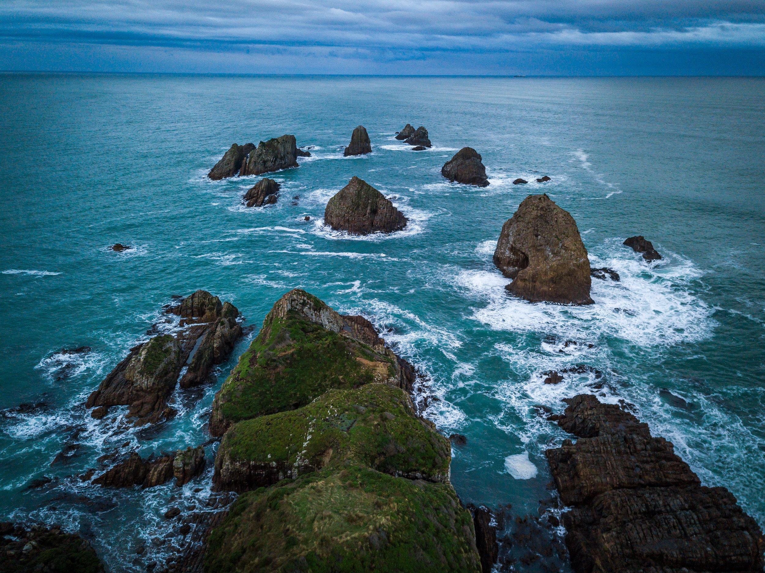 Nugget Point - Otago, New Zealand