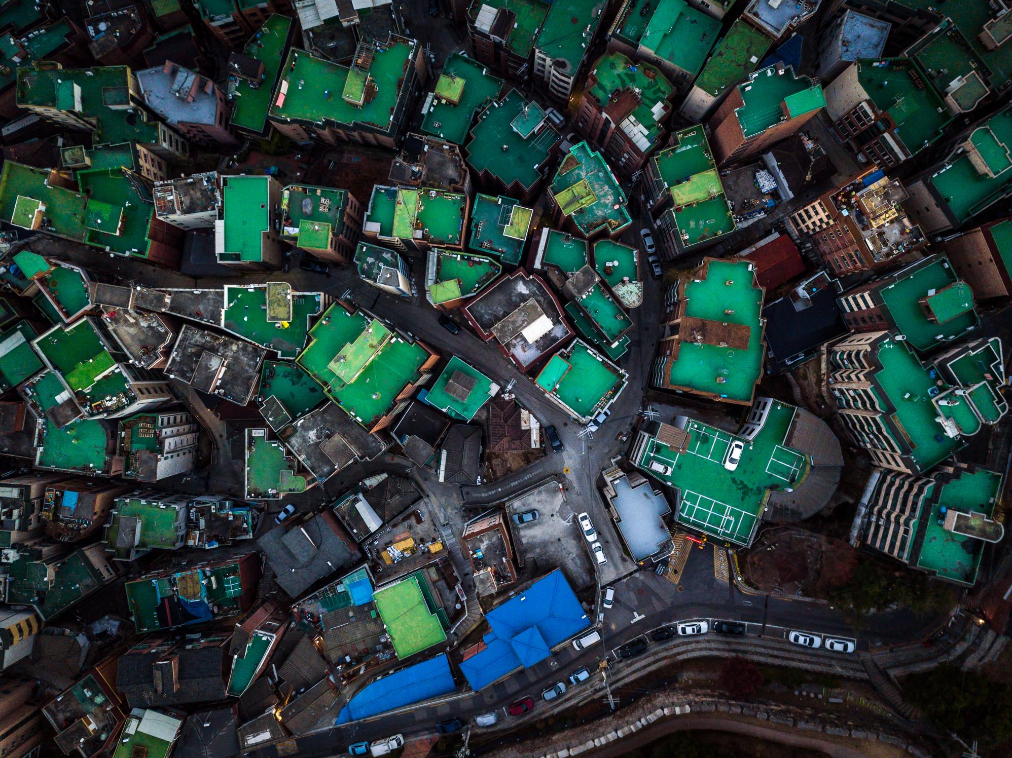 rooftops - Seoul, South Korea