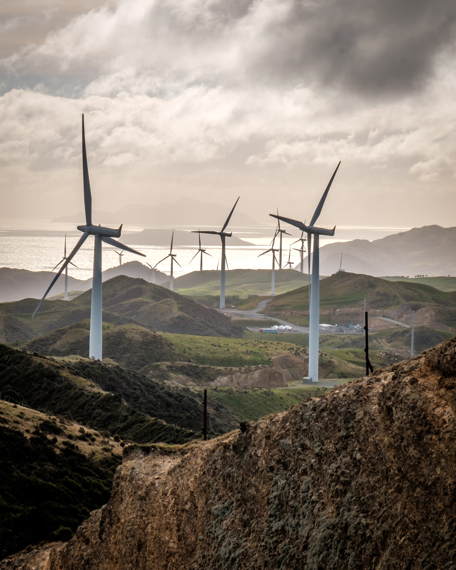 more turbines