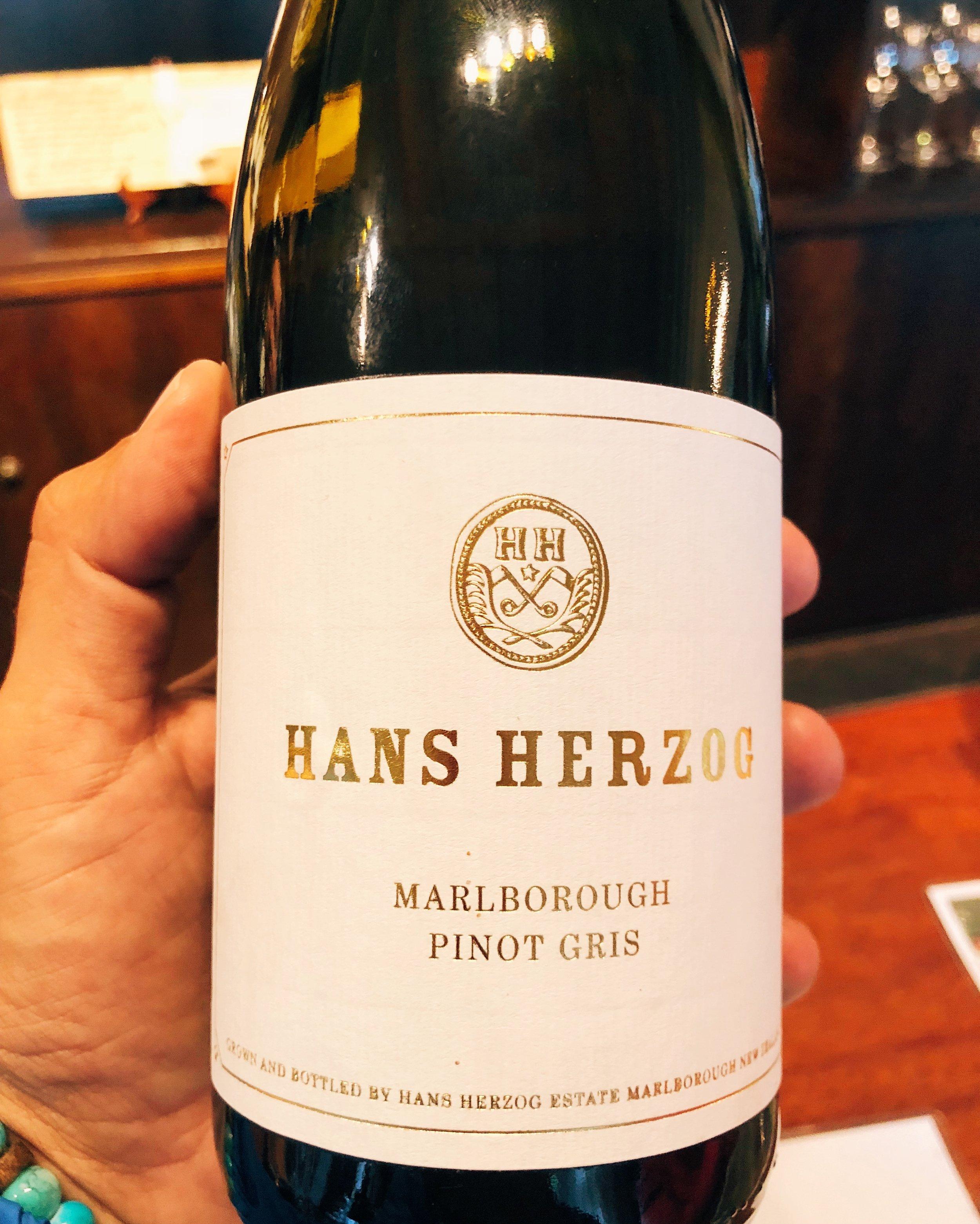 Hans Herzog Cellar