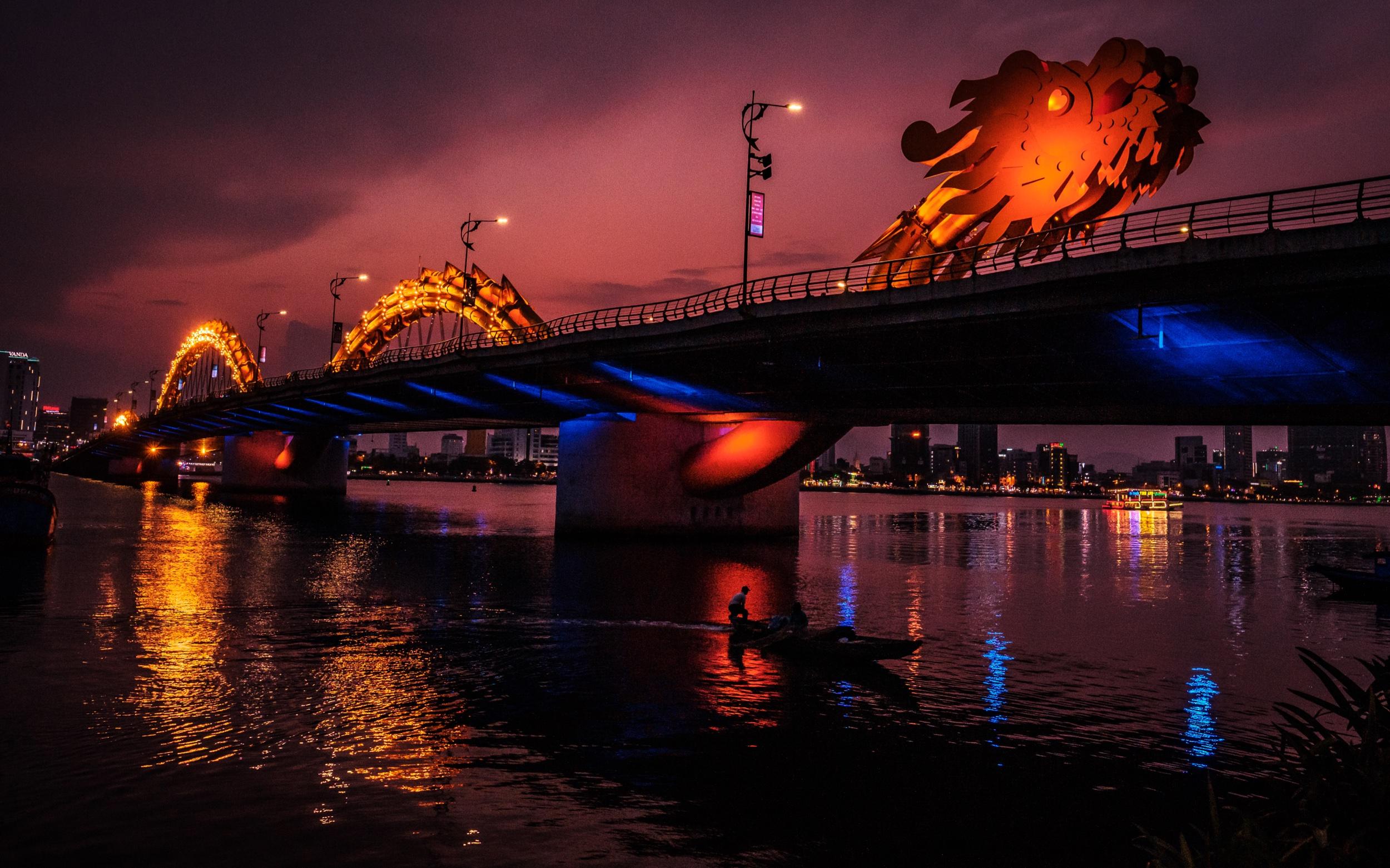 Dragon Bridge, CẦU RỒNG, Da Nang