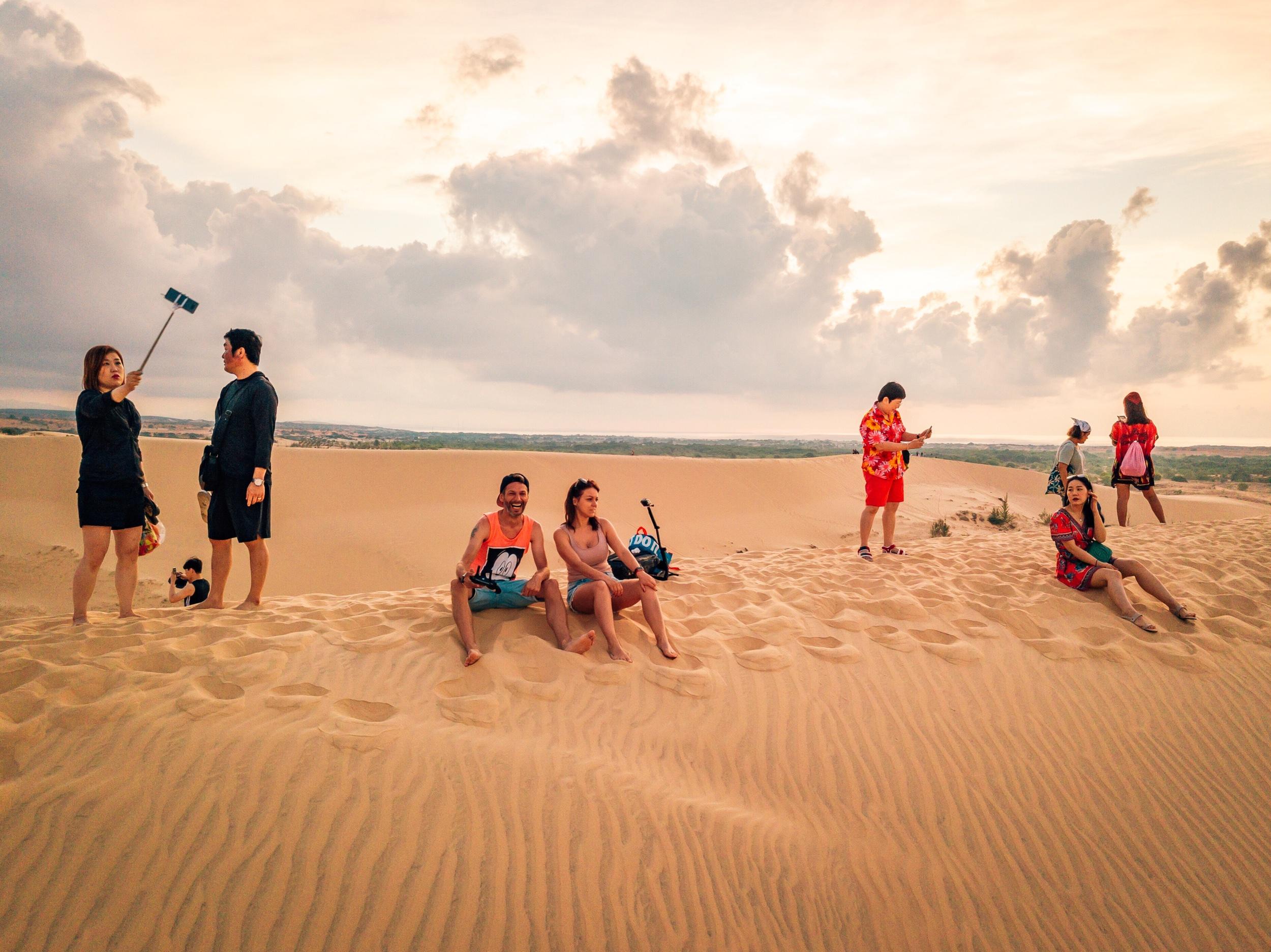 Red Dunes, Mui Ne
