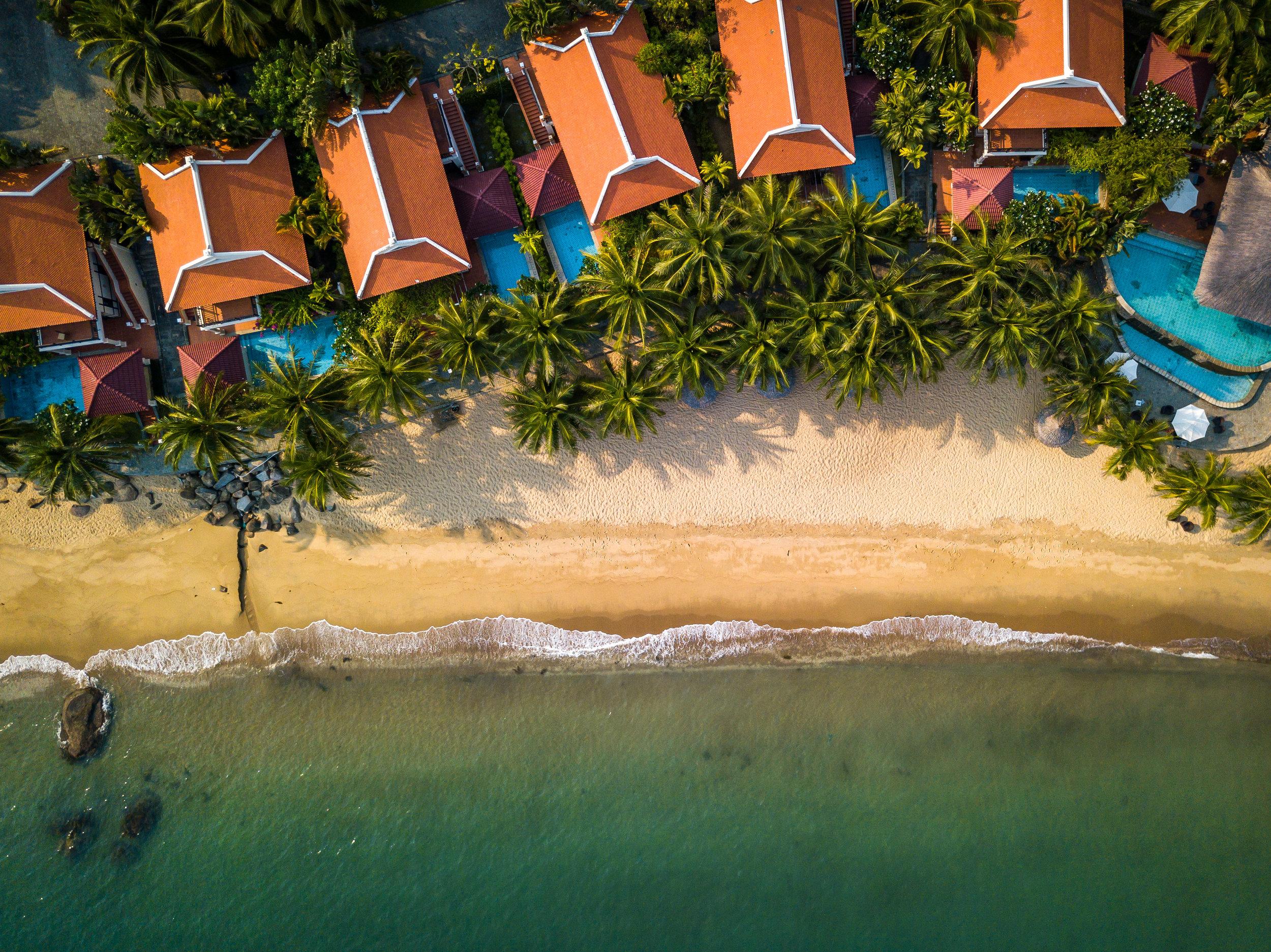 Coconut beach - Da Nang, Vietnam