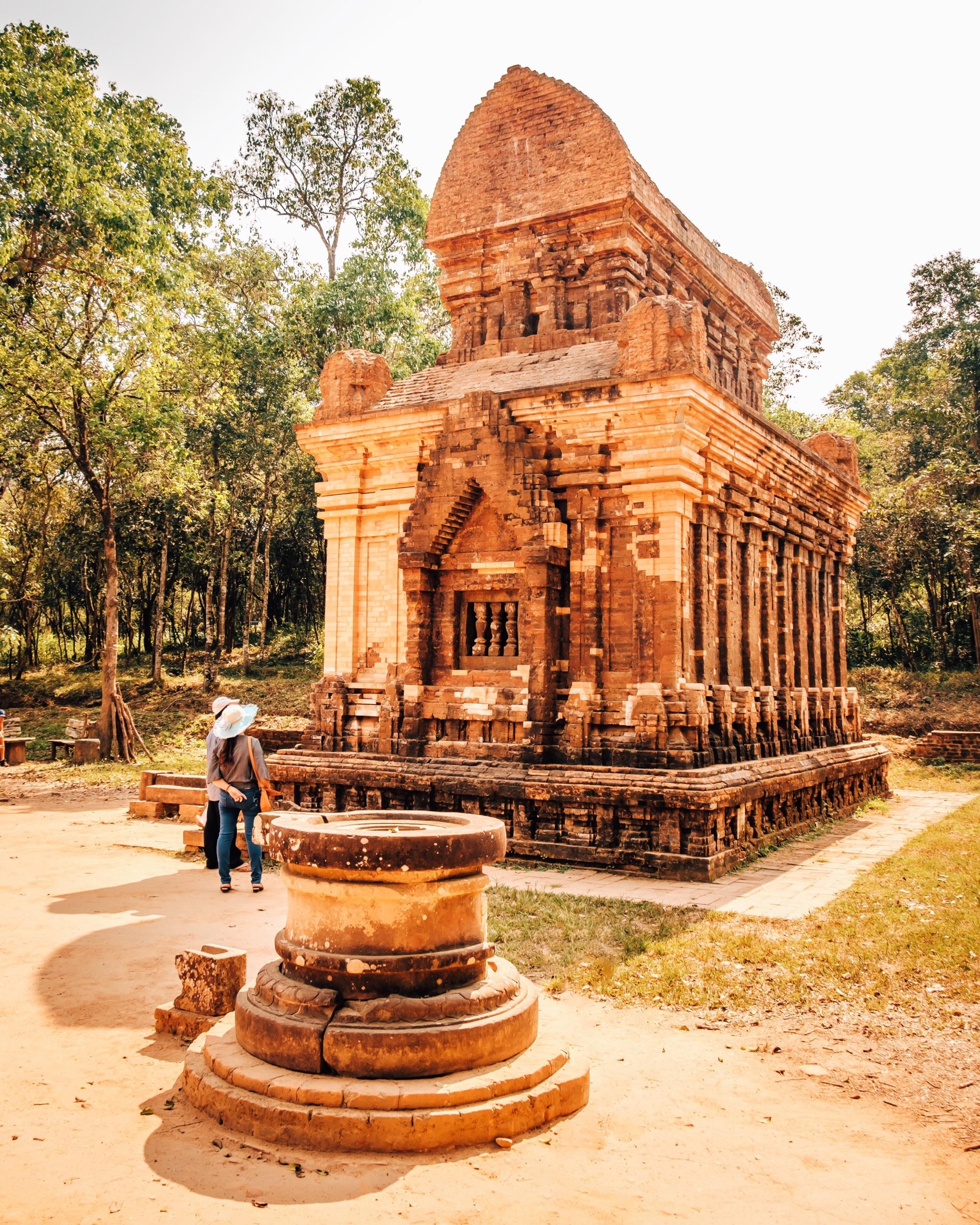 Mÿ Son, Hindu Temple