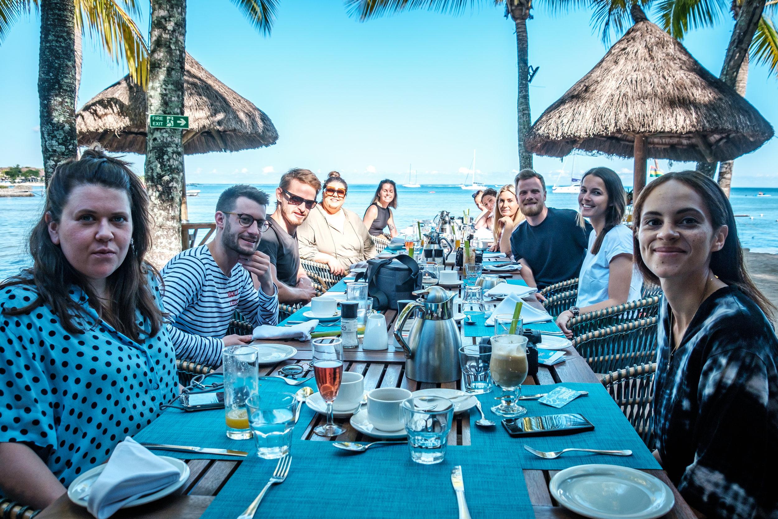 The Ravenala Attitude Hotel - Beach BBQ Restaurant