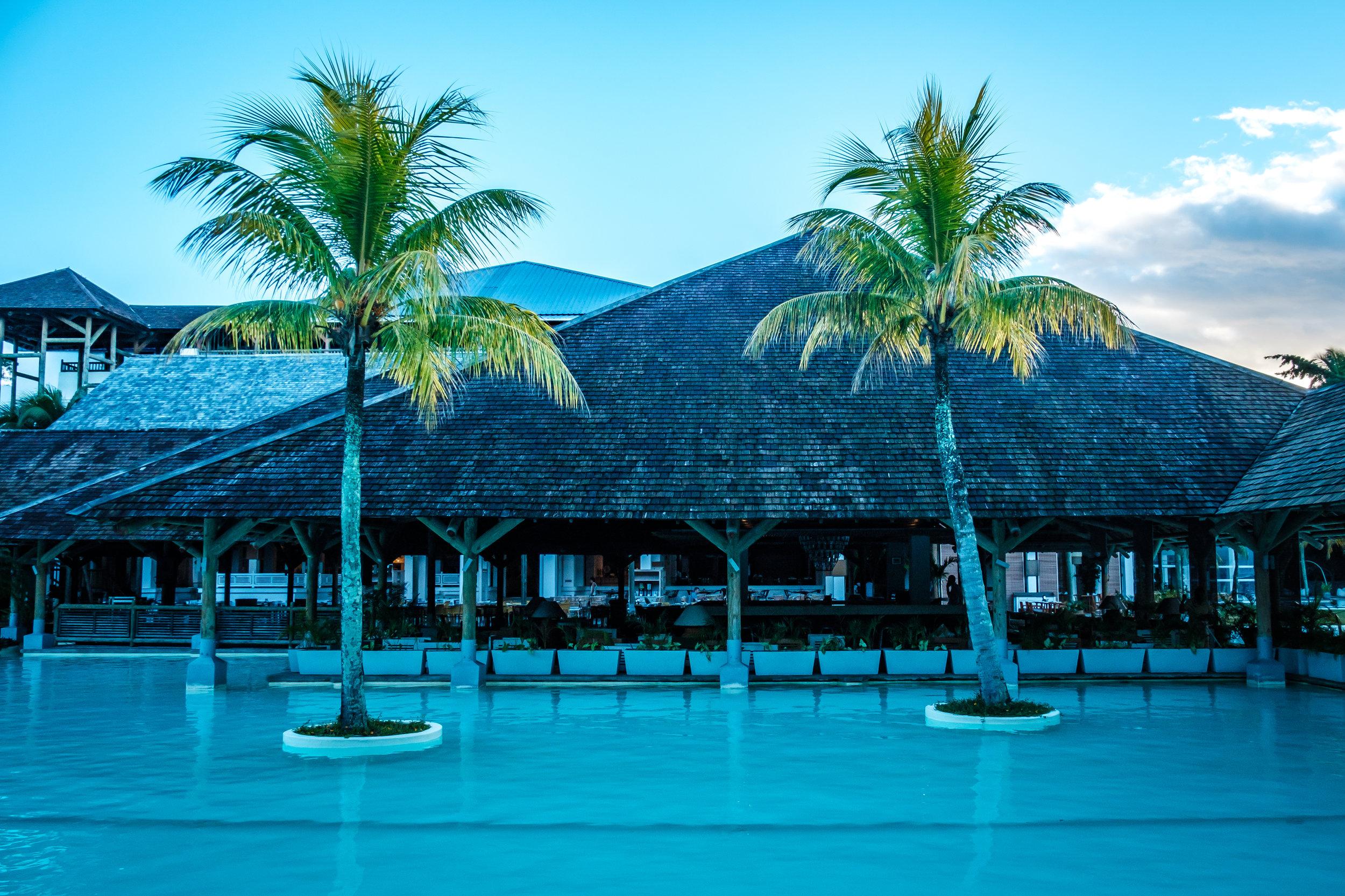 The Ravenala Attitude Hotel  - pool