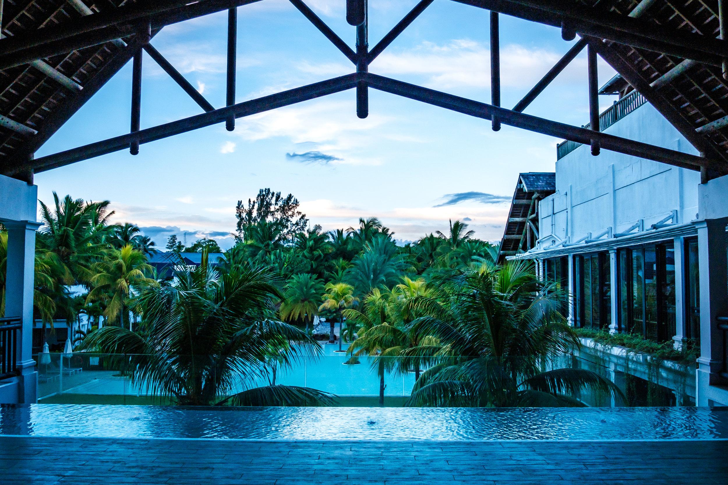 The Ravenala Attitude Hotel - Reception