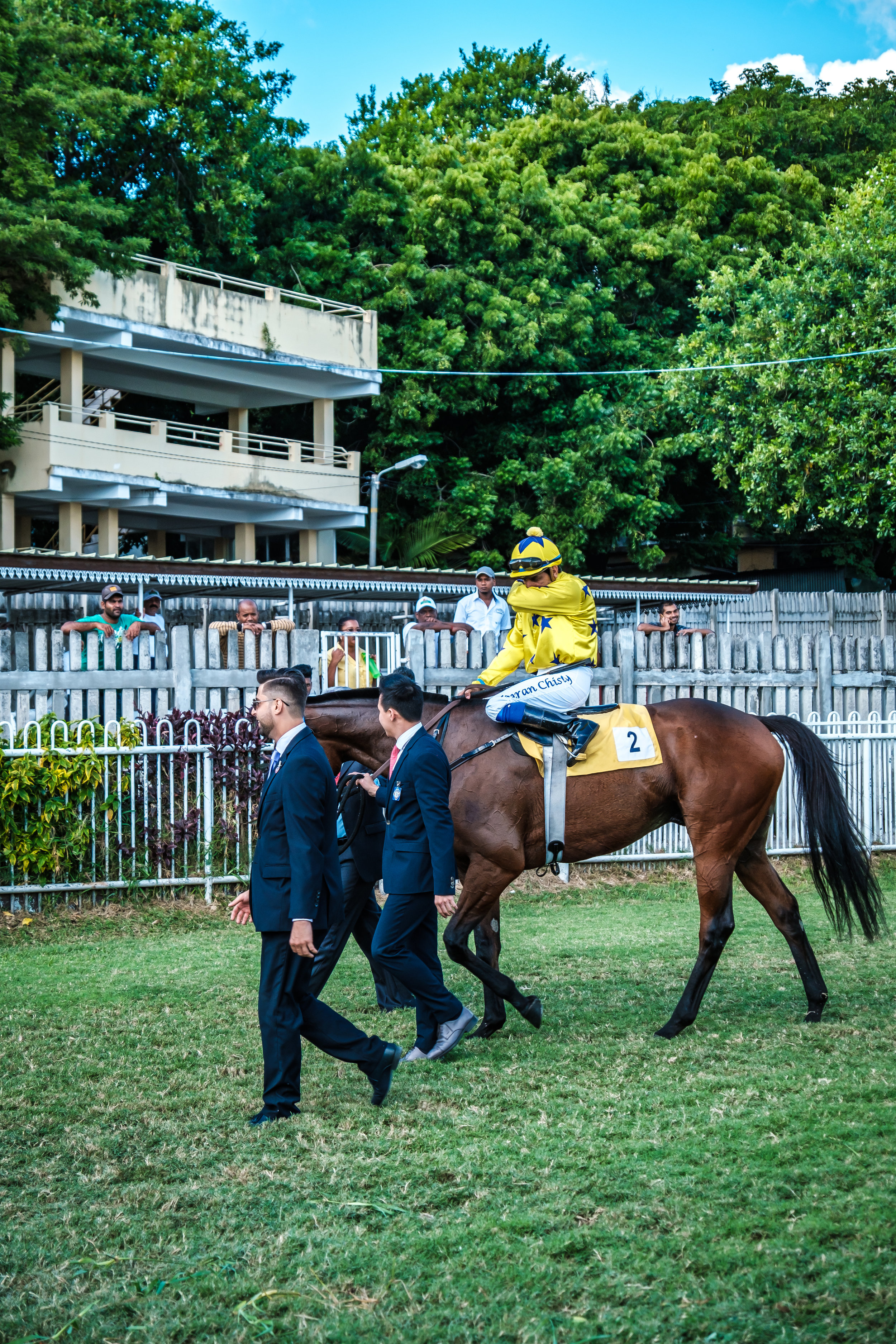 Champ de Mars Horse Racing, Port Louis