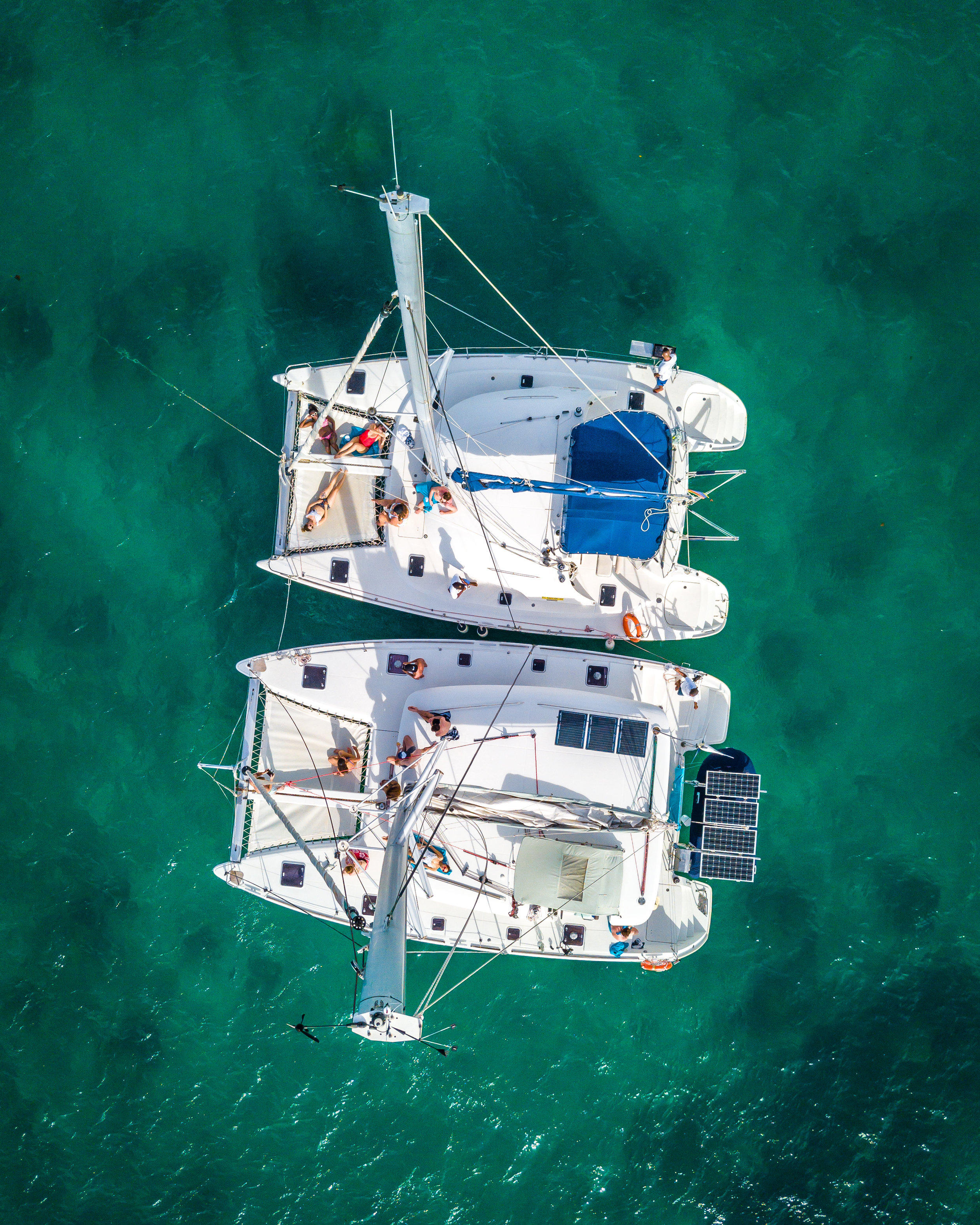 Coin de Mire Attitude Catamaran