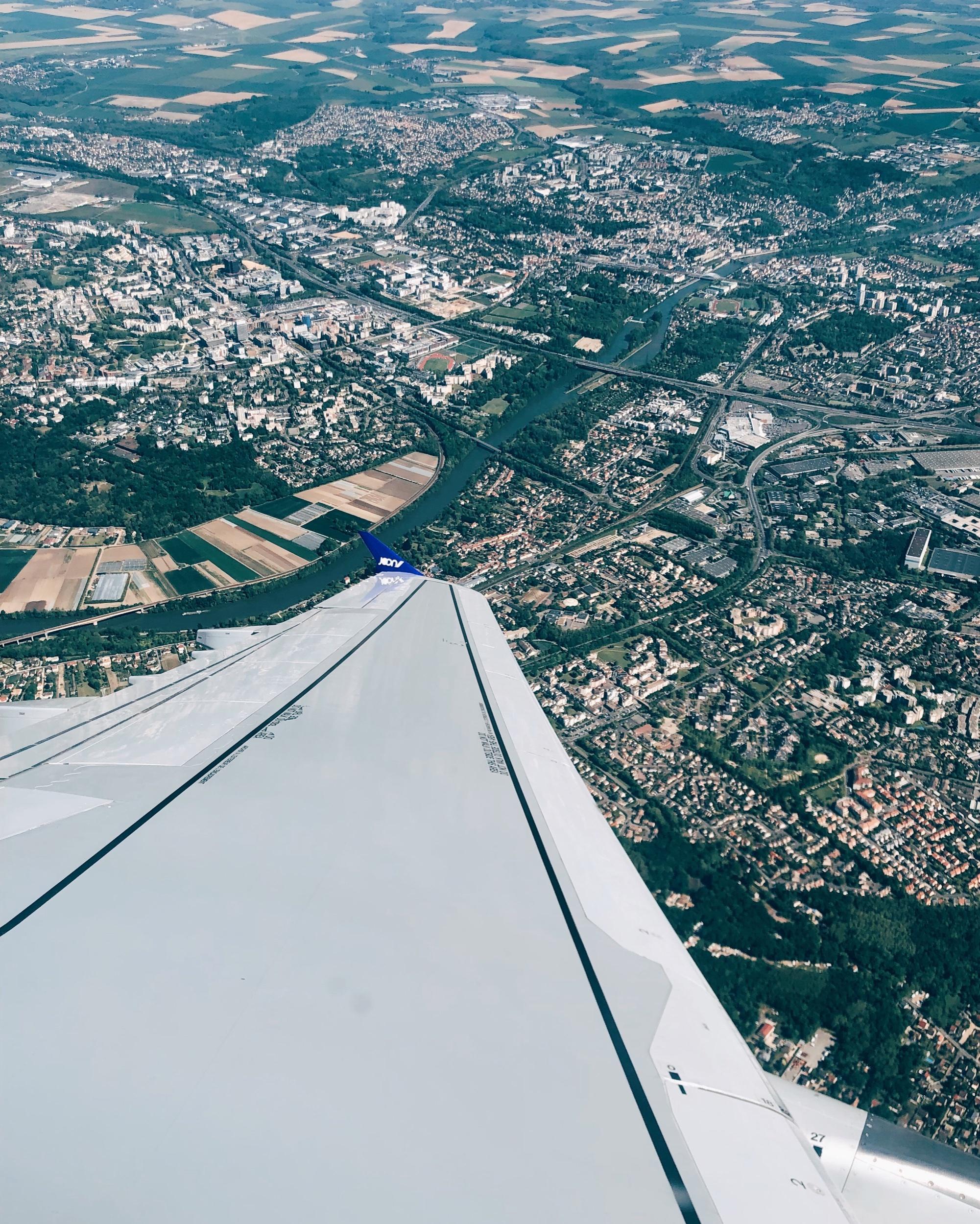 Air France PRG - CDG