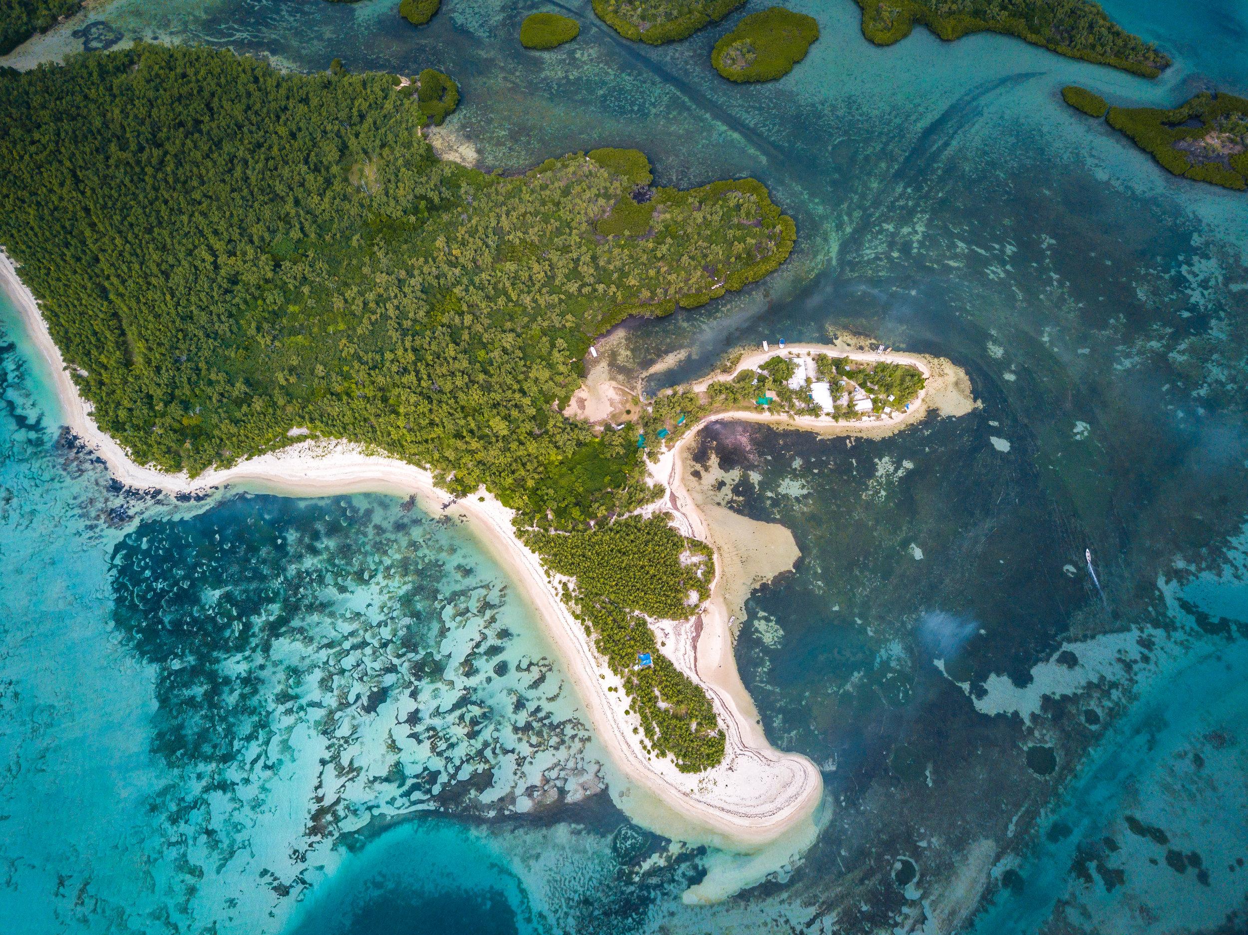Blue Lagoon - Ile Aux Mengenie, Mauritius