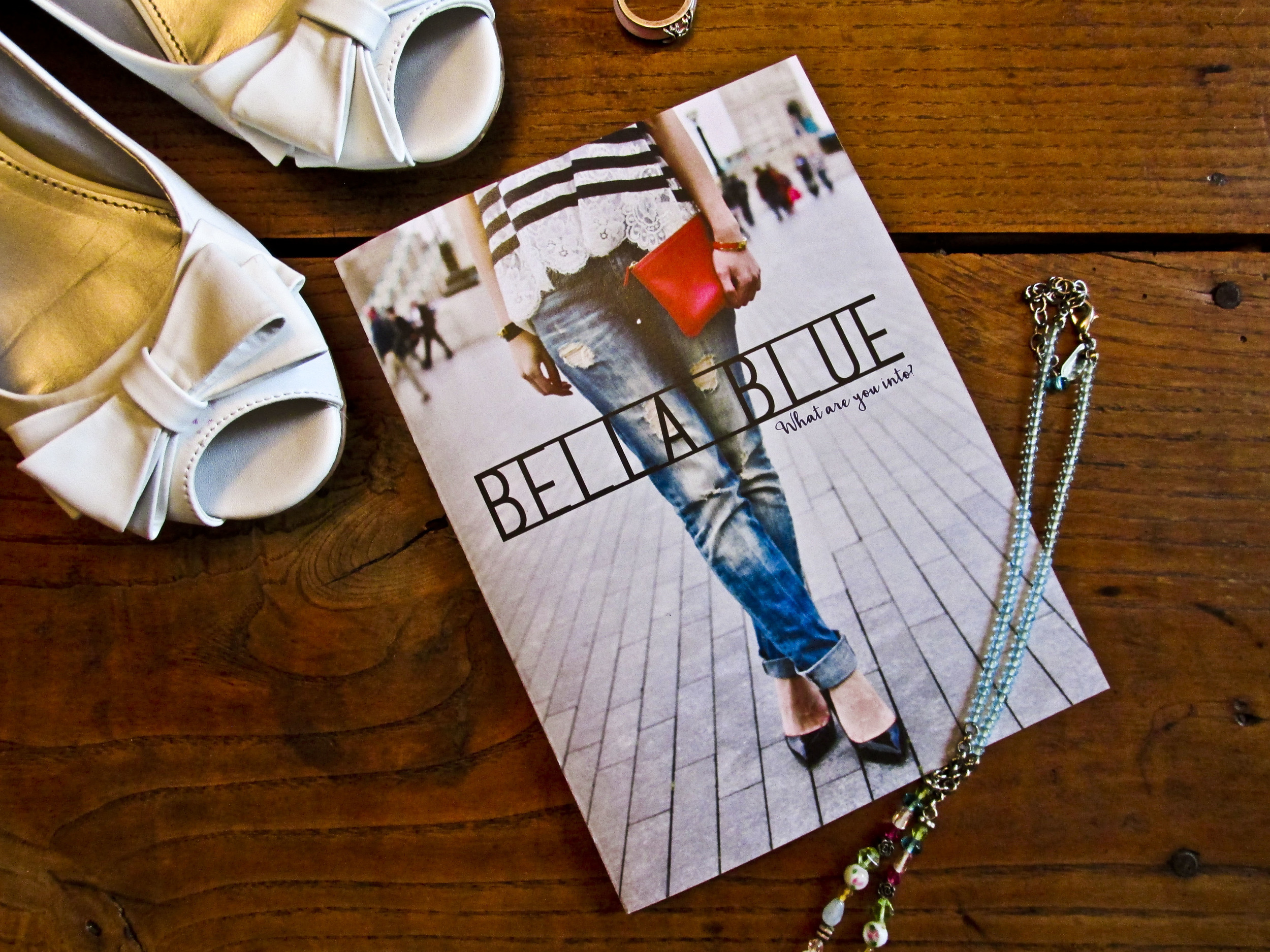 Bella Blue Brochure